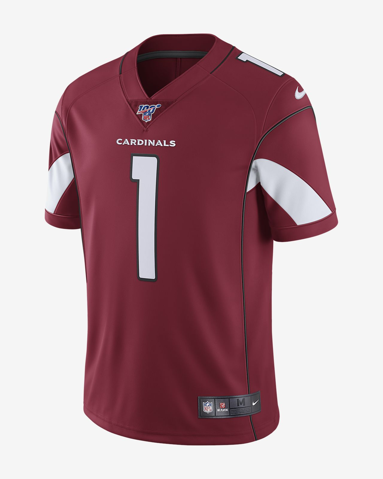386a80cfcb4f NFL Arizona Cardinals (Kyler Murray) Men s Limited Football Jersey ...