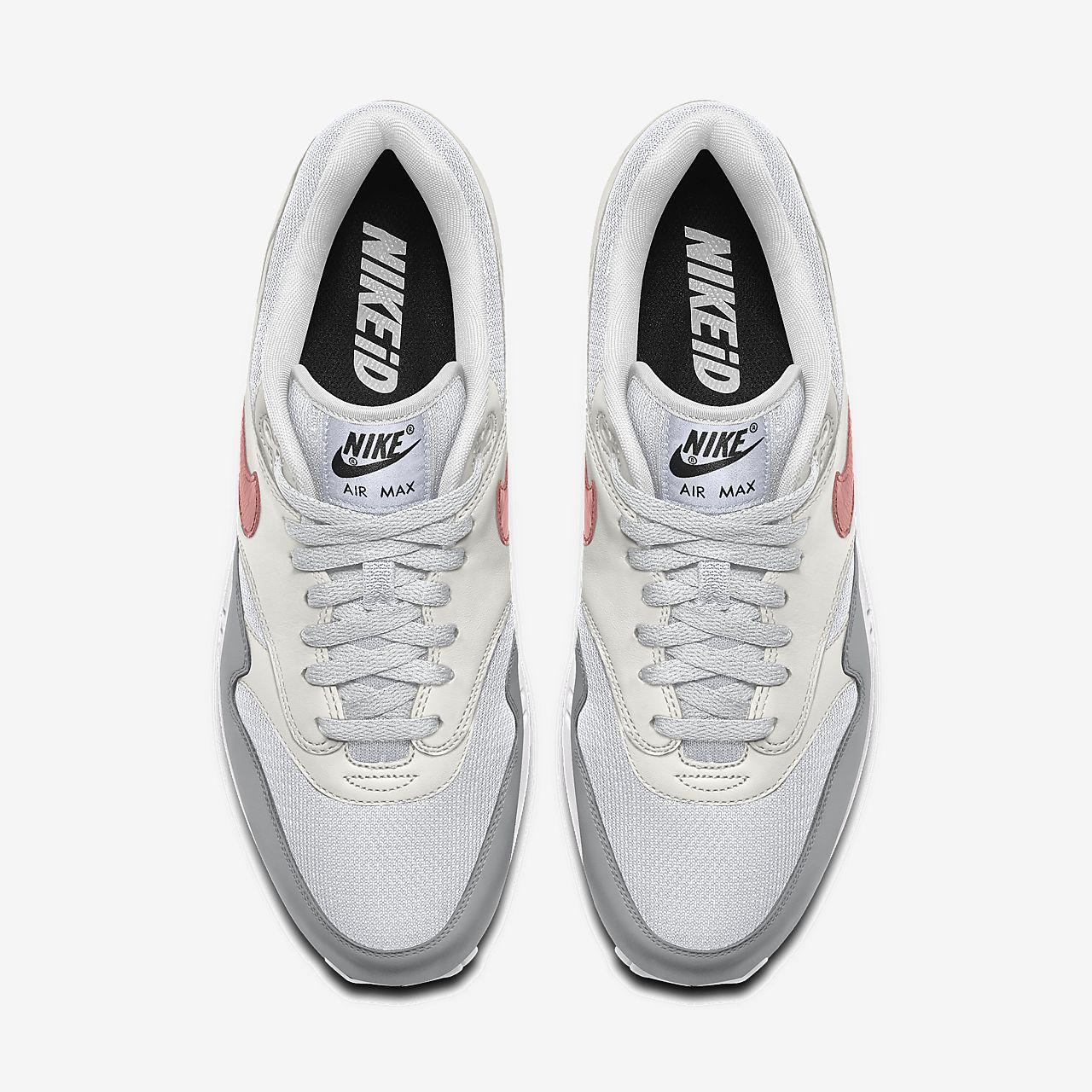 Nike Air Max 1 By You personalisierbarer Damenschuh