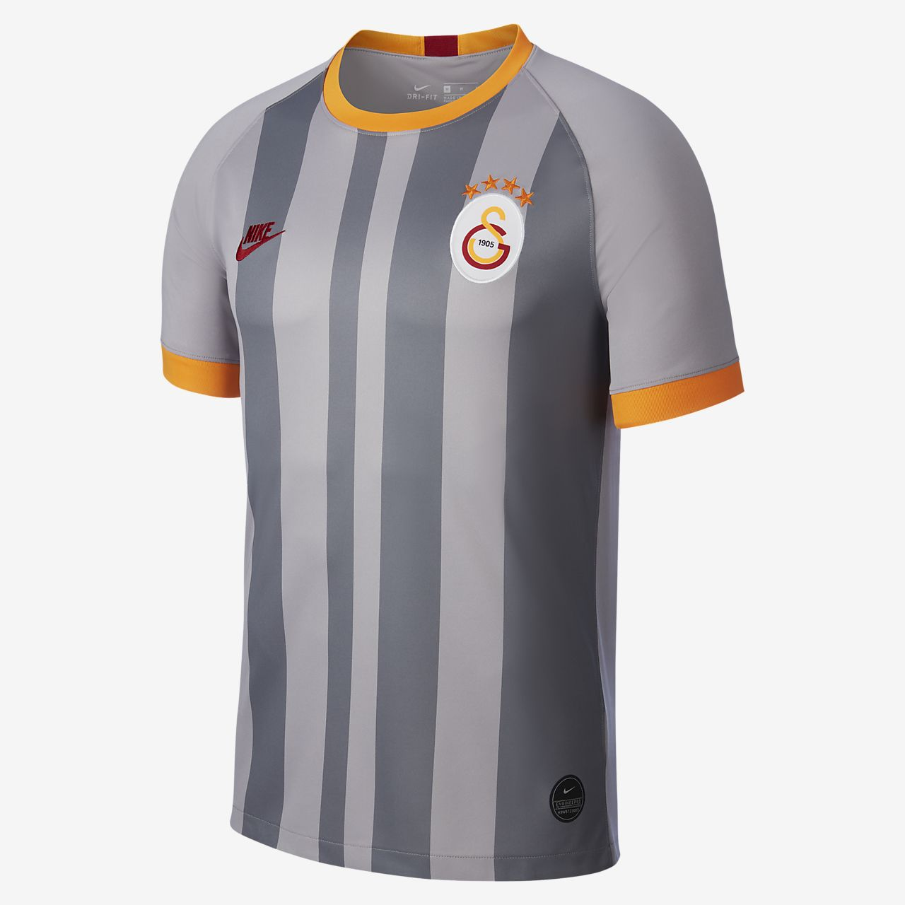 Galatasaray 2019/20 Stadium Third Camiseta de fútbol - Hombre