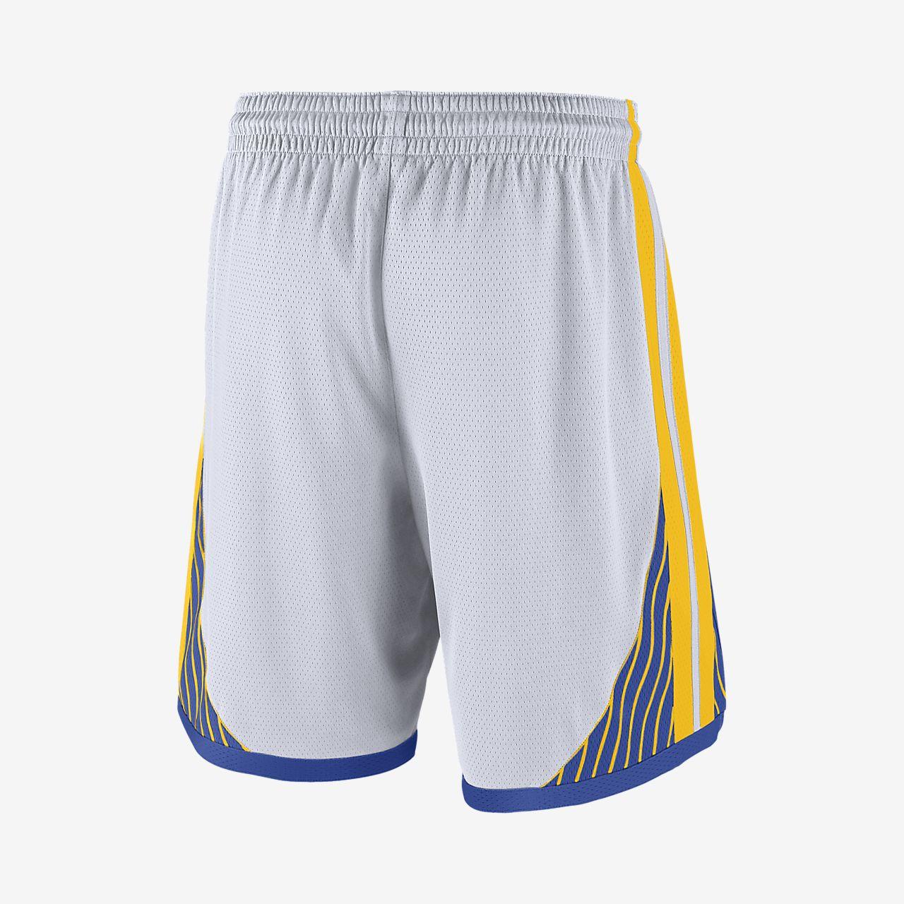 ... Golden State Warriors Nike Association Edition Swingman Men's NBA Shorts