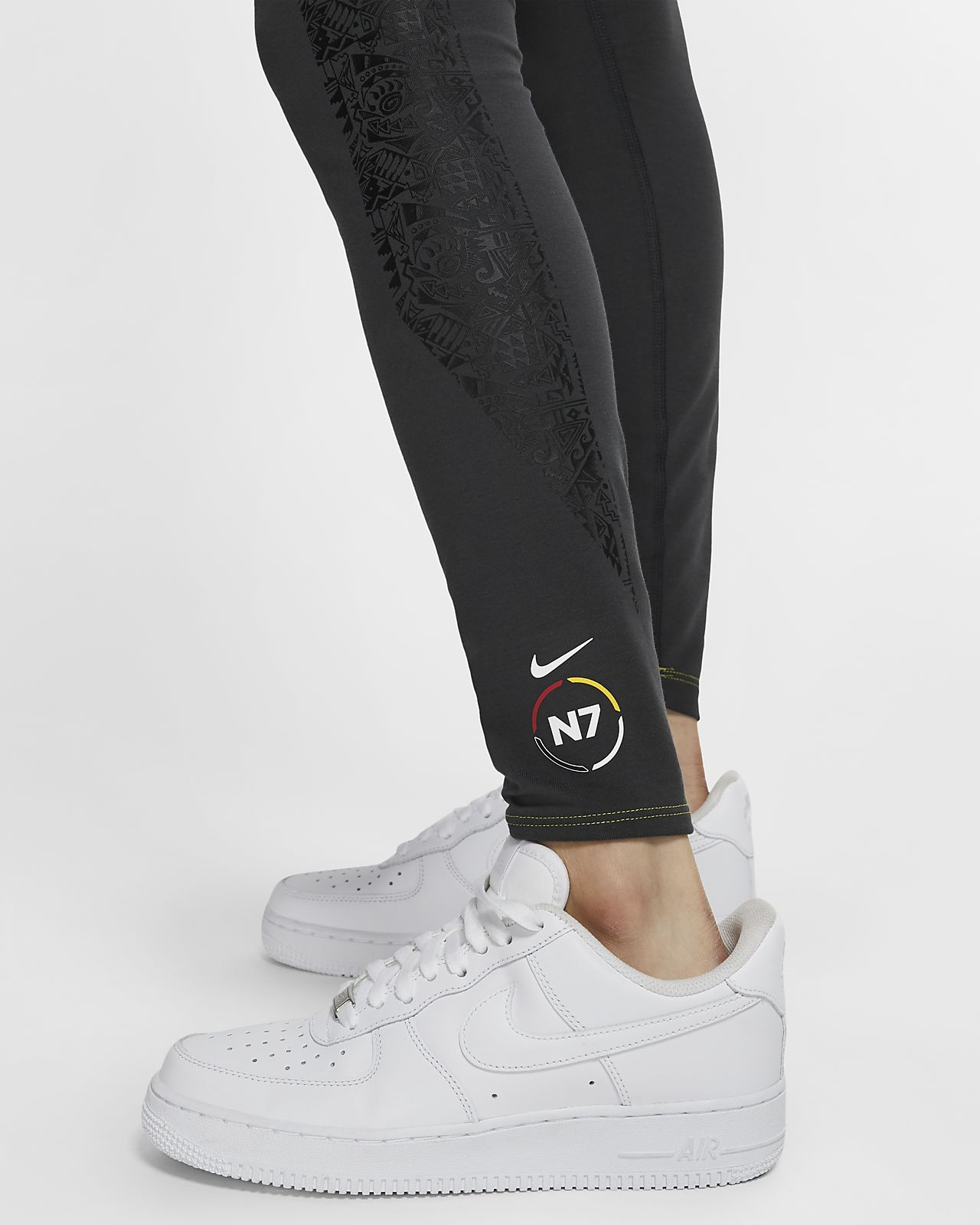 0ec1fdb9 Nike Sportswear N7 Leg-A-See Women's High-Waisted Tights