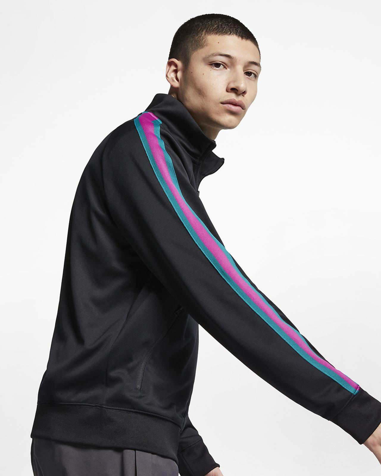 938d87b45a8f Nike Sportswear N98 Men s Knit Warm-Up Jacket. Nike.com ZA