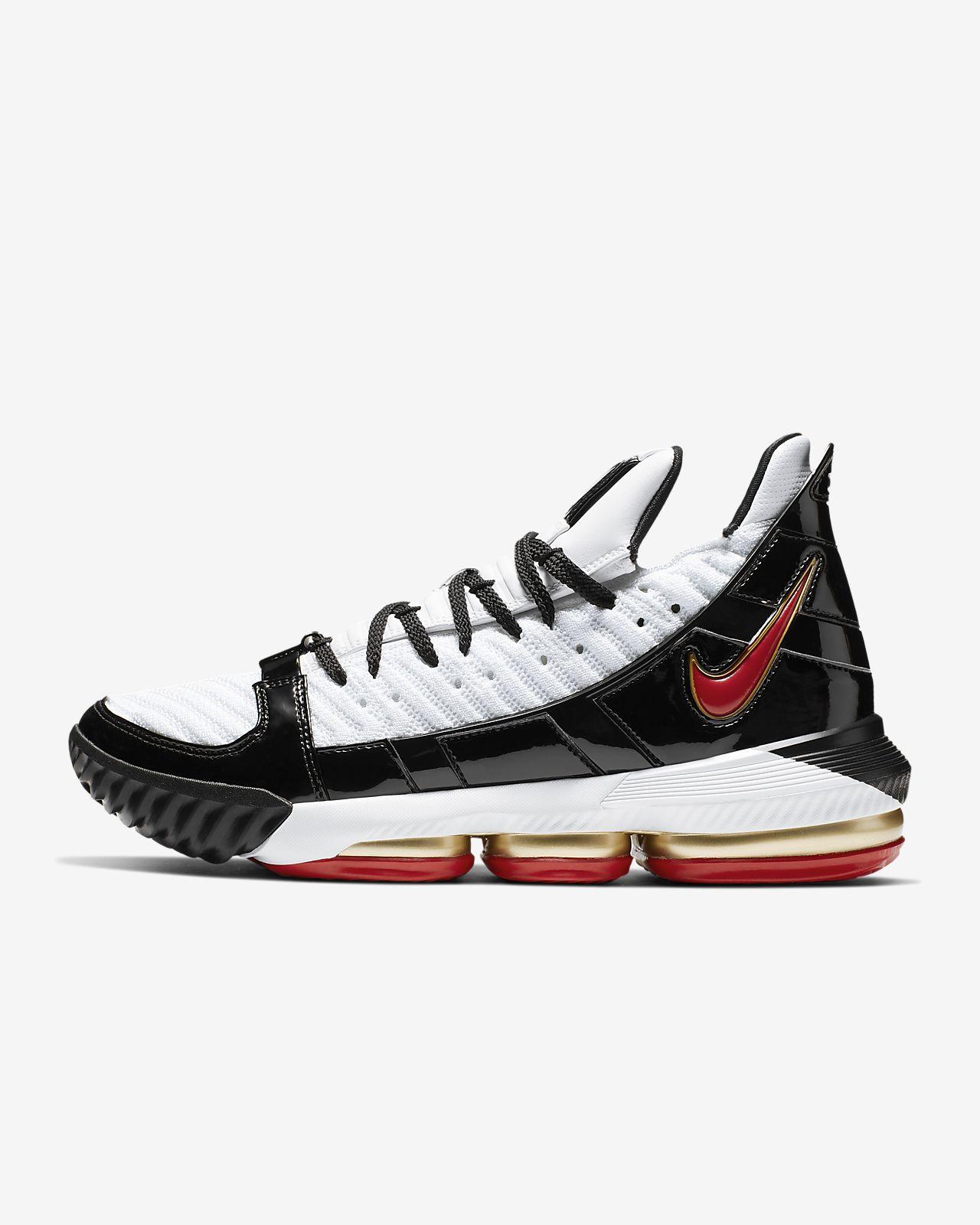 Chaussure de basketball LeBron XVI Remix