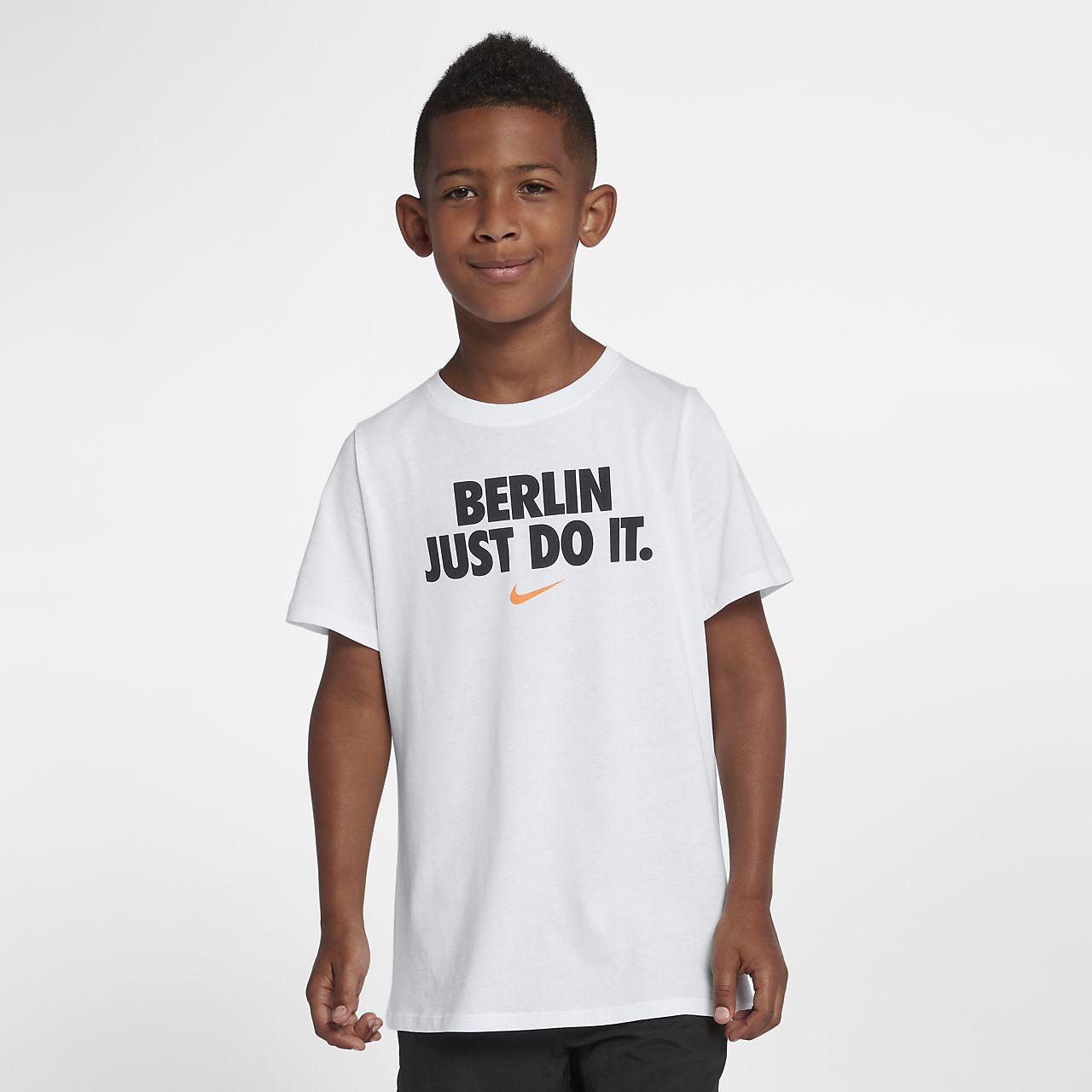 6245224f1691 Nike Sportswear Boys  JDI T-Shirt. Nike.com CA