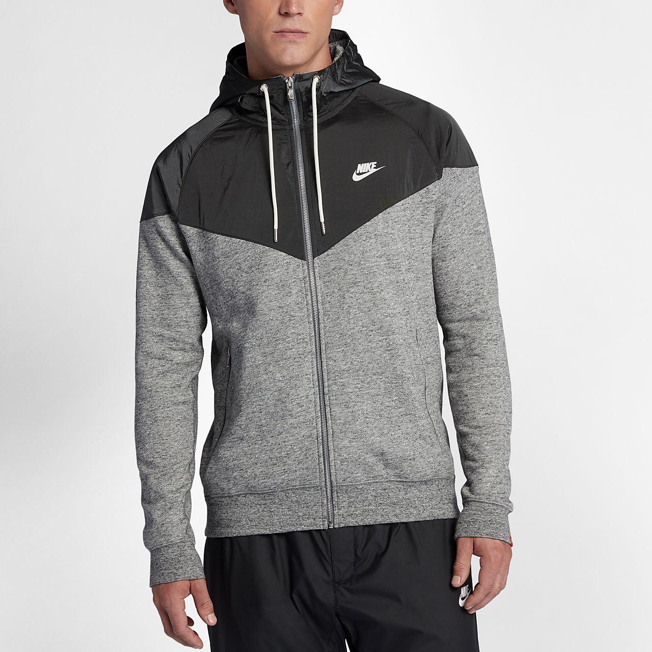 0f02410ac2ab Nike Sportswear Windrunner Men s Full-zip Hoodie unit4motors.co.uk