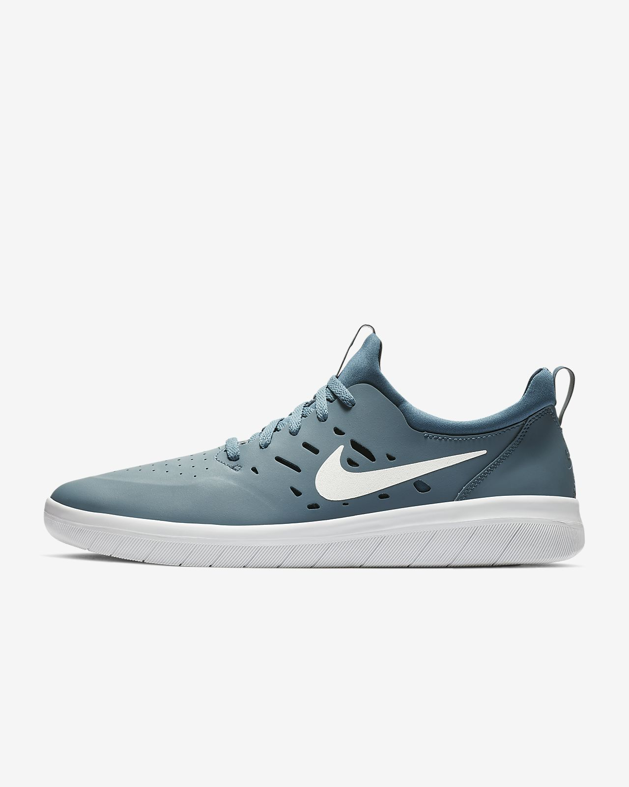 Sapatilhas de skateboard Nike SB Nyjah para homem. Nike.com PT 0fb04931379a7