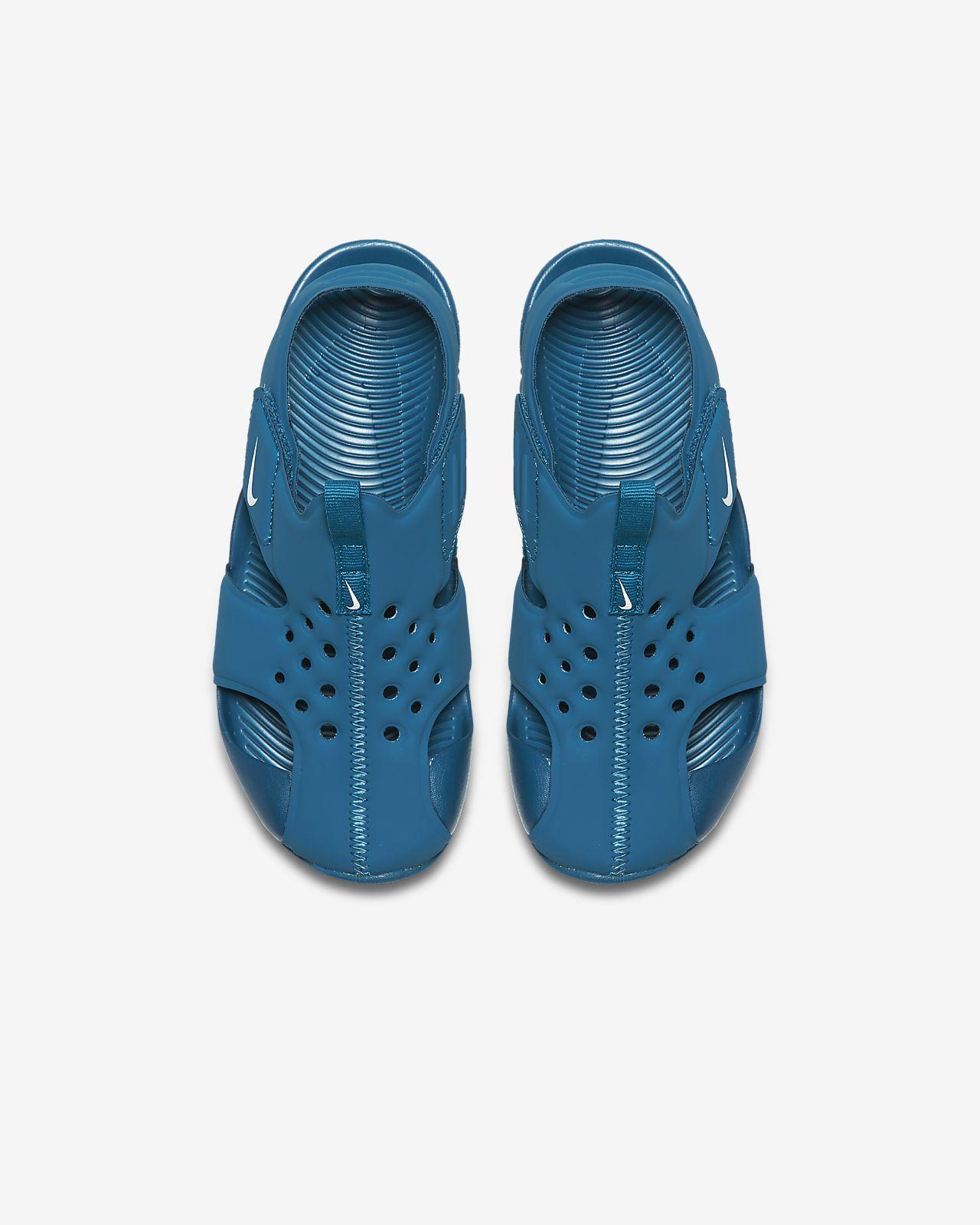 Sandalia Nike Sunray Protect 2 para niños pequeños
