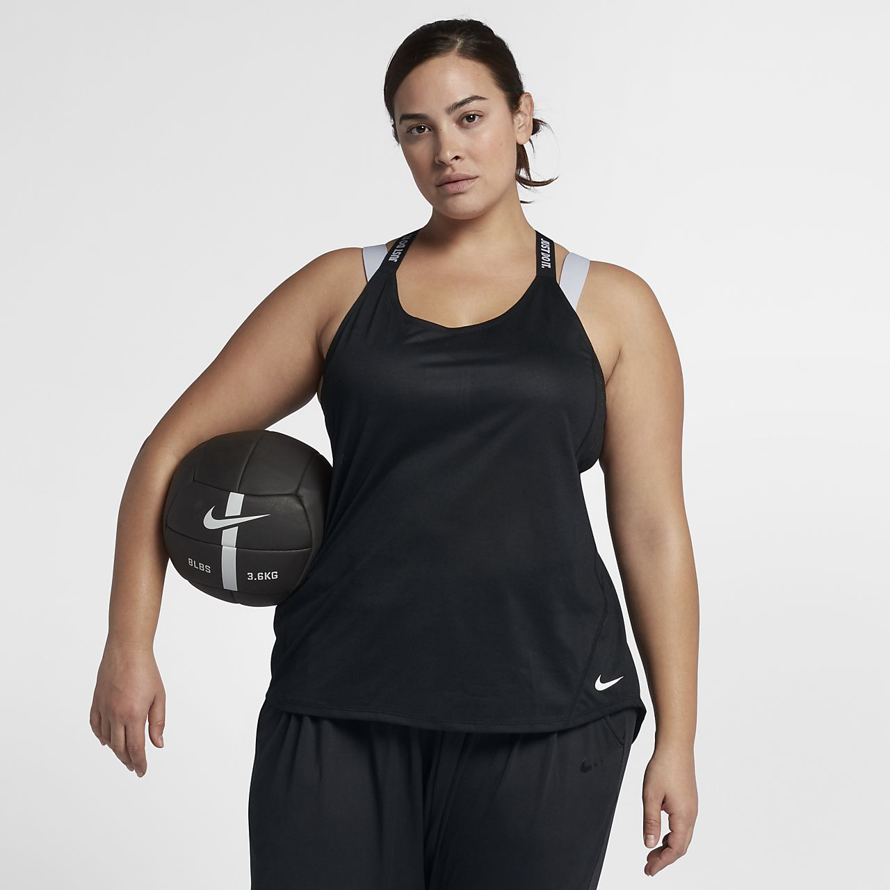 Nike Dri-FIT (Plus Size) Women's Training Tank. Nike.com