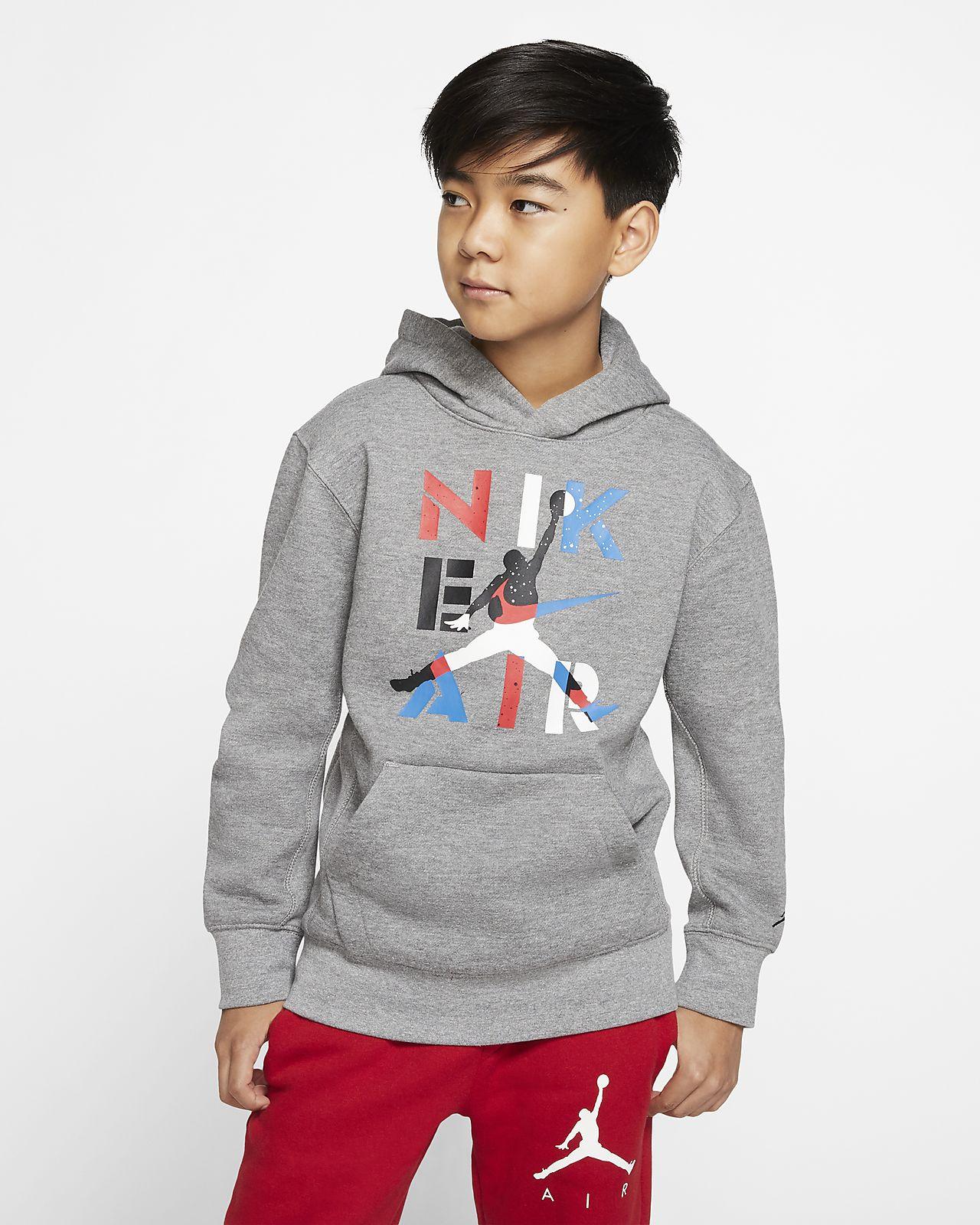 Air Jordan Hoodie voor jongens