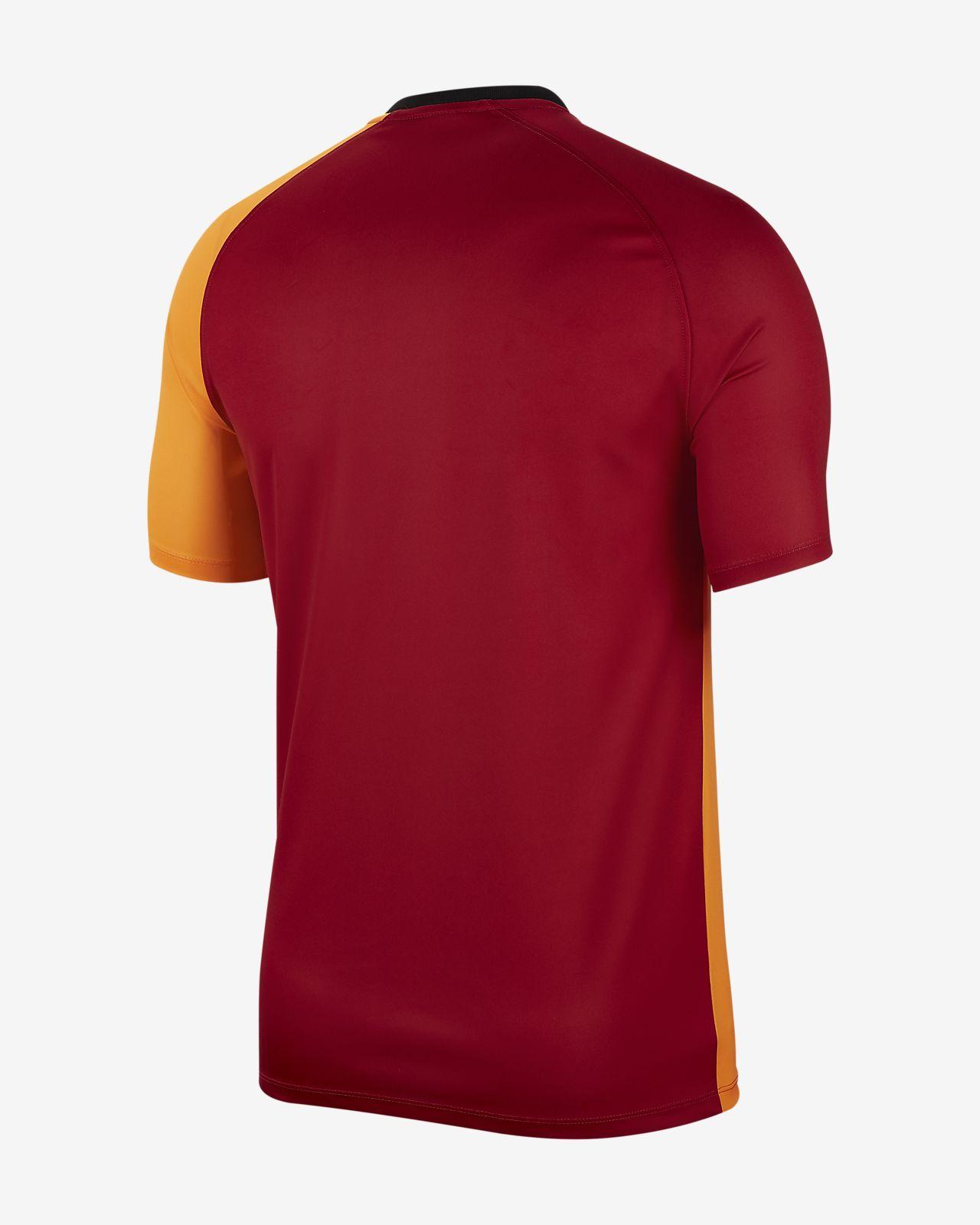 Nike Breathe Galatasaray Strike Kurzarm Fußballoberteil für Herren