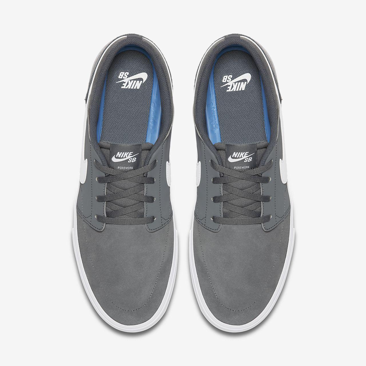 ... Nike SB Solarsoft Portmore II Men's Skateboarding Shoe