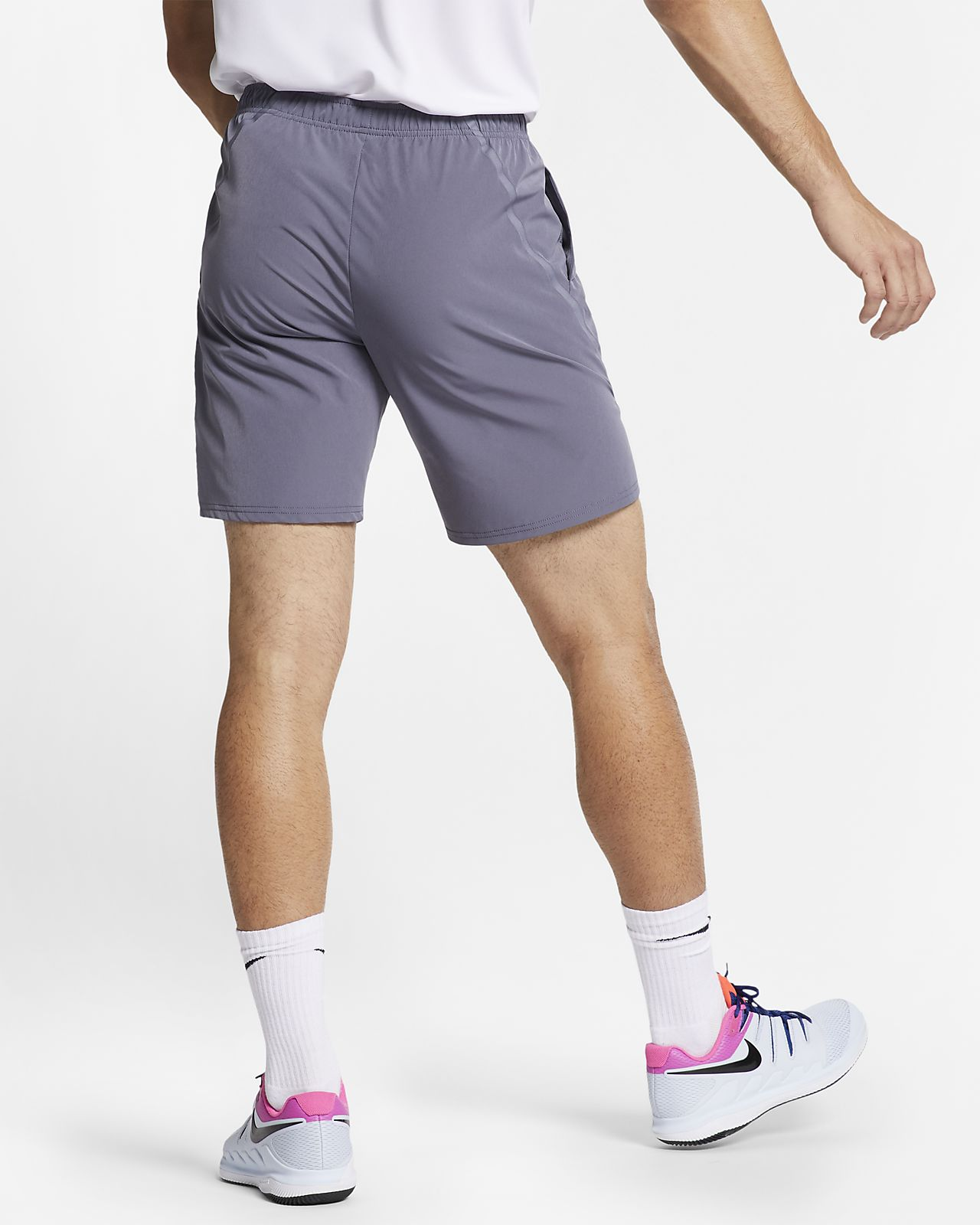 0d2bd838f0f08 NikeCourt Flex Ace Men's Tennis Shorts. Nike.com SE