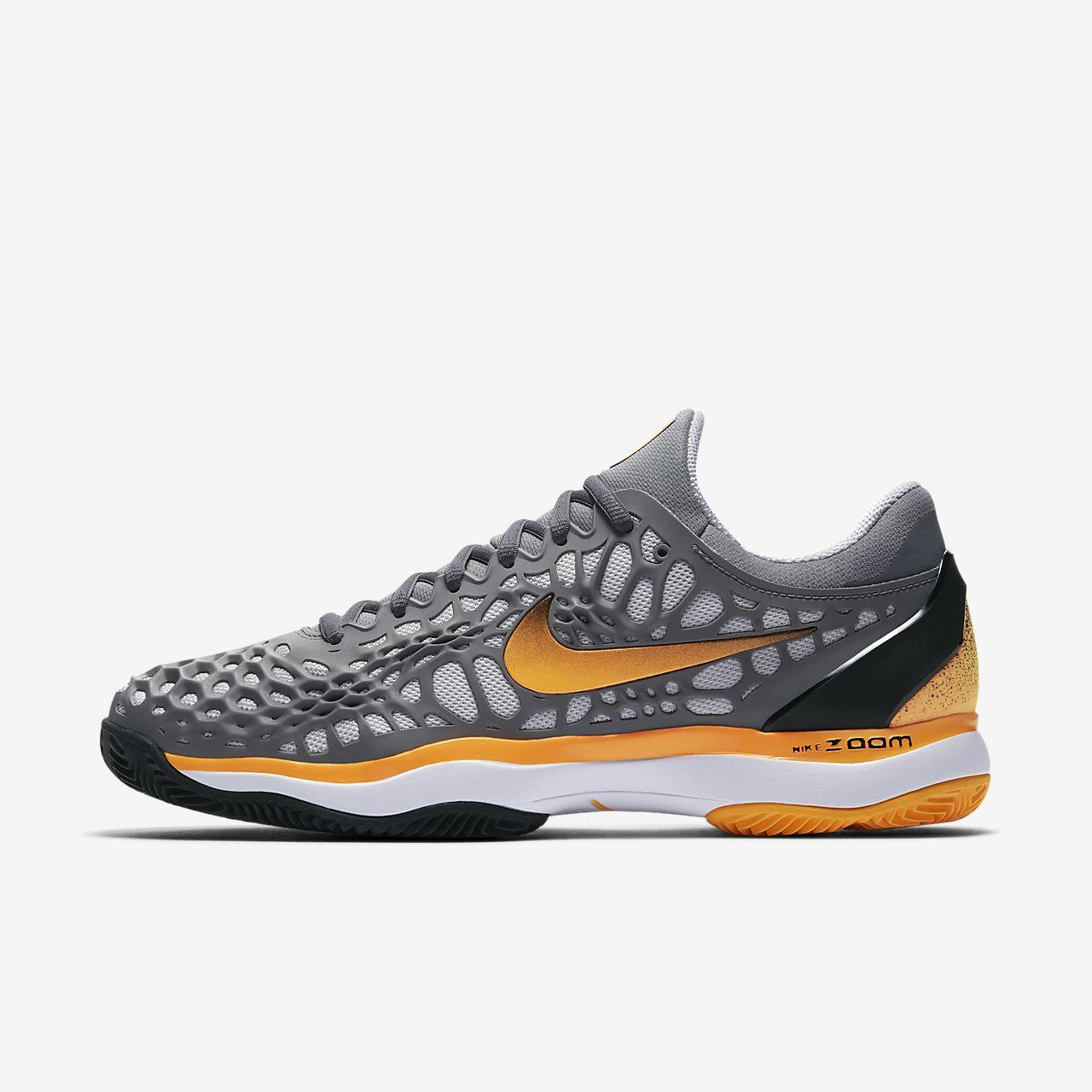 newest 694df cf8d1 Nike Air Zoom Cage 3 HC, chaussure de tennis pour hommes
