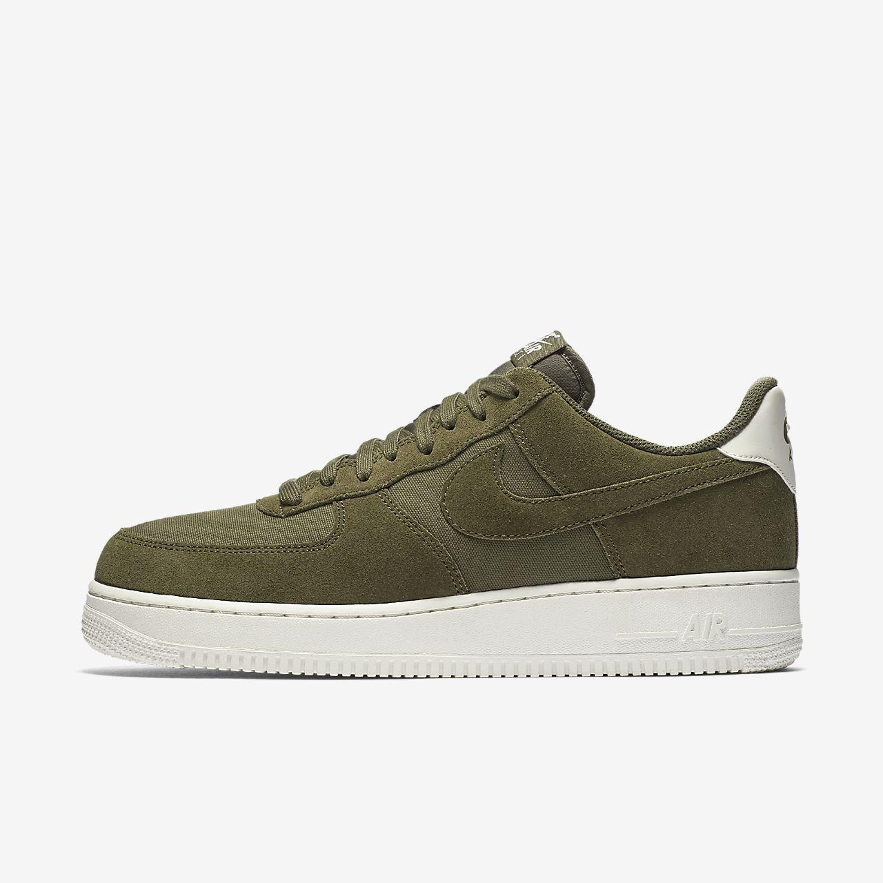 5920876100f695 Nike Air Force 1  07 Suede Men s Shoe. Nike.com NL