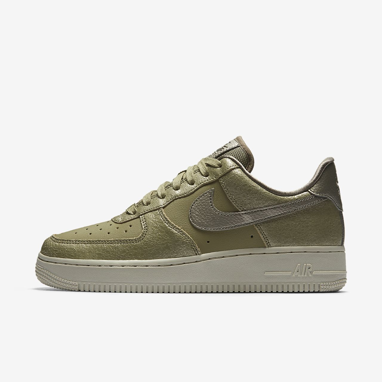 low priced f1e12 f8de4 Nike Air Force 1 07 Low Premium Womens Shoe Nike Air Force 1 Mid 07 Legion  Green ...