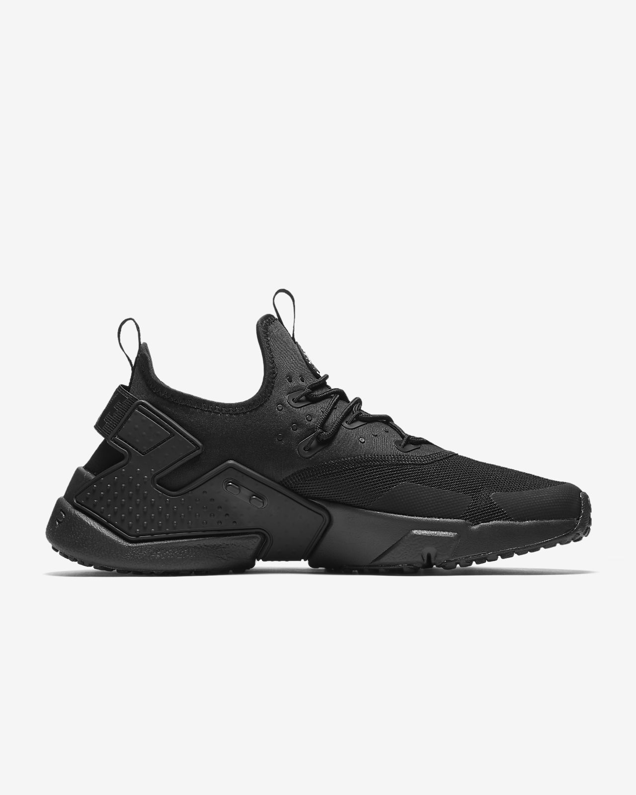 Nike Huarache Cheap WMNS Nike Air Huarache Drift Burgundry White Yellow Blue