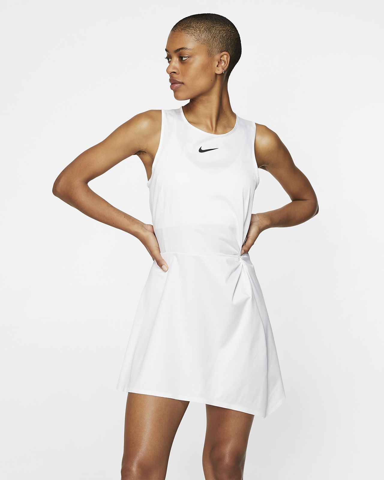 NikeCourt Dri-FIT Maria Damen-Tenniskleid