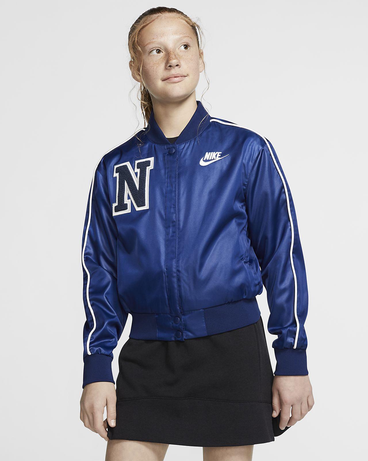 Nike Sportswear 大童(女孩)夹克