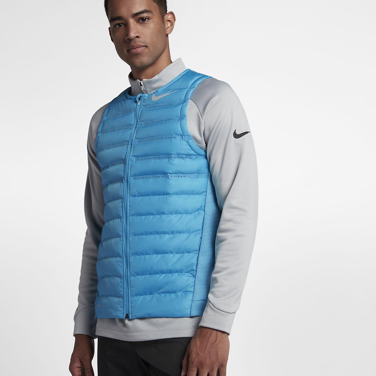 Veste sans manches de golf Nike AeroLoft pour Homme