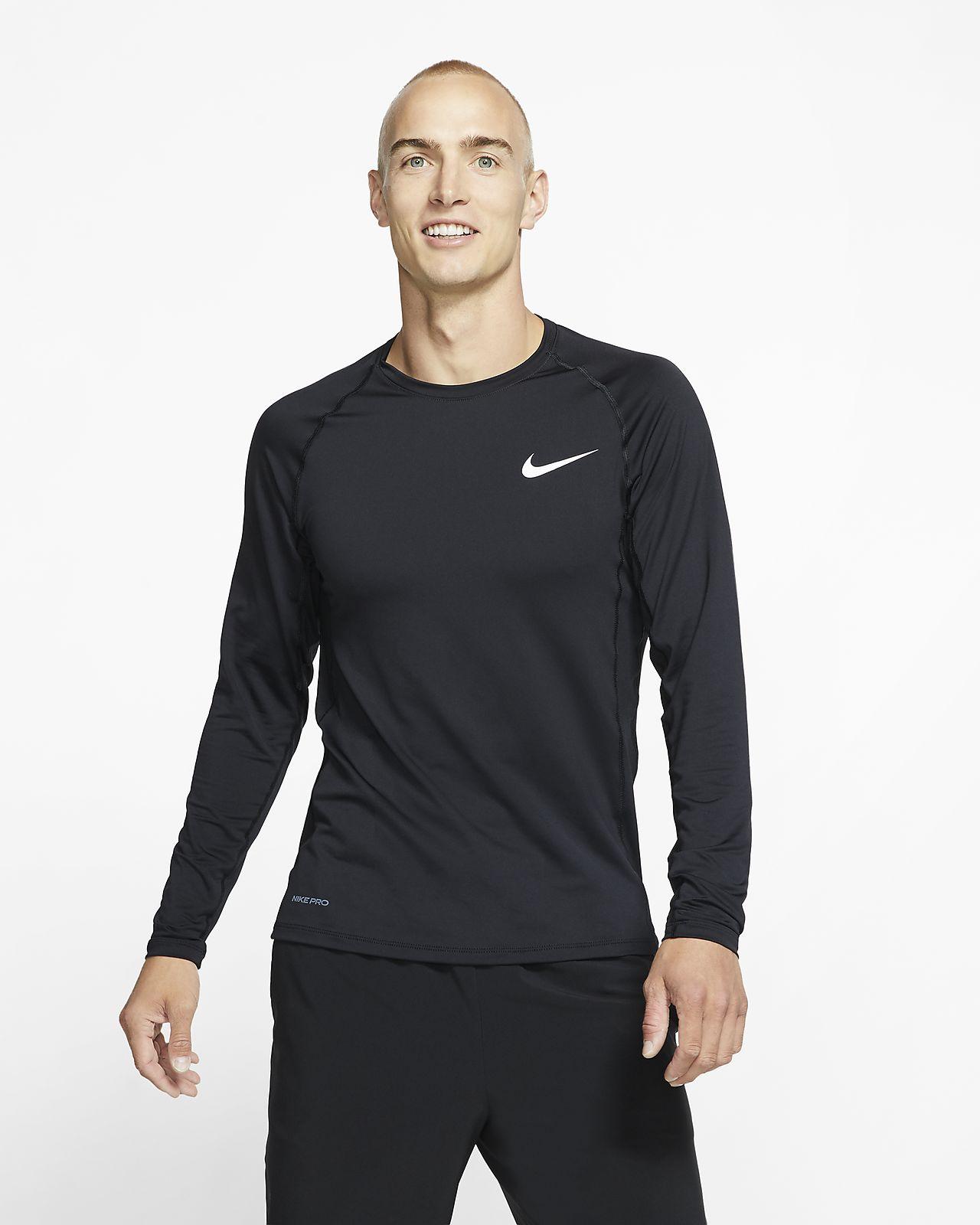 Nike Pro Men's Long-Sleeve Top