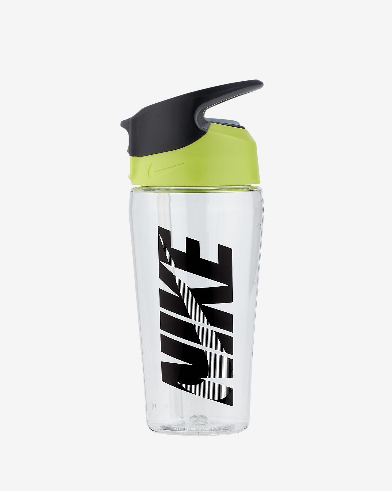 Nike 473 ml TR HyperCharge Straw Botella de agua con estampado