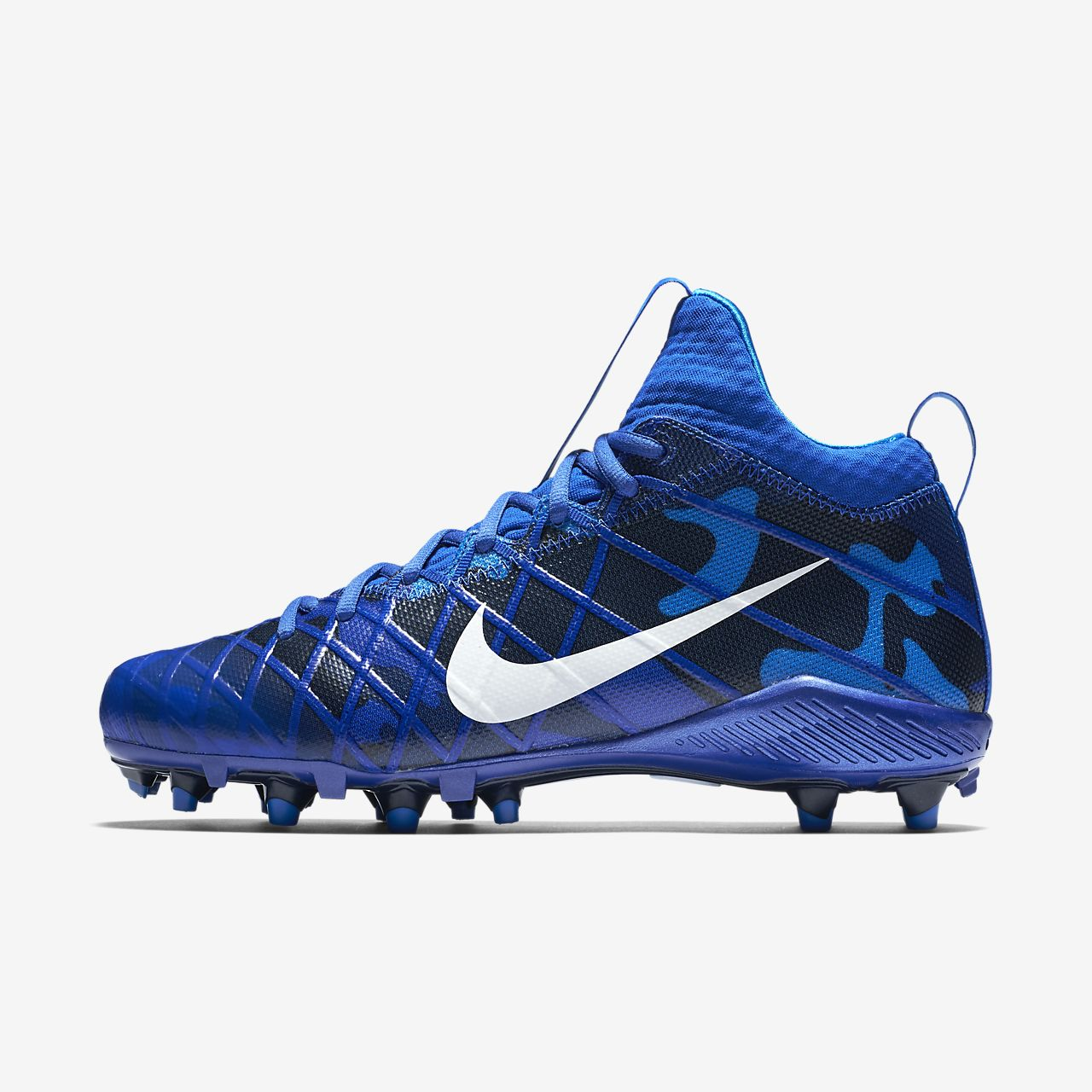 ... Nike Alpha Field General Elite Camo Men\u0027s Football Cleat