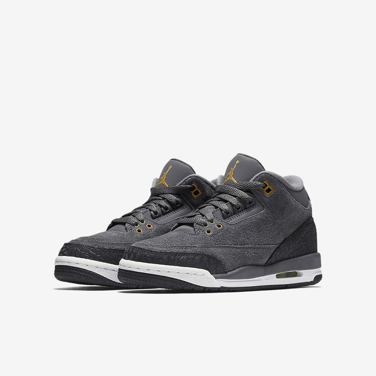 outlet store bb5db e6262 cheap air jordan 3 all black boy 1def5 f7c71