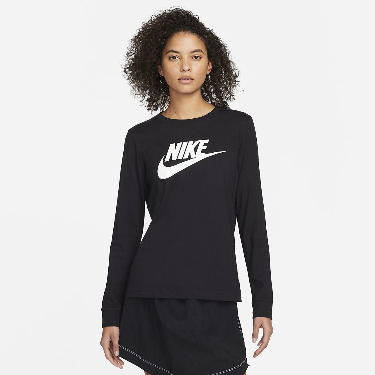 Nike Sportswear Women's Long Sleeve T Shirt
