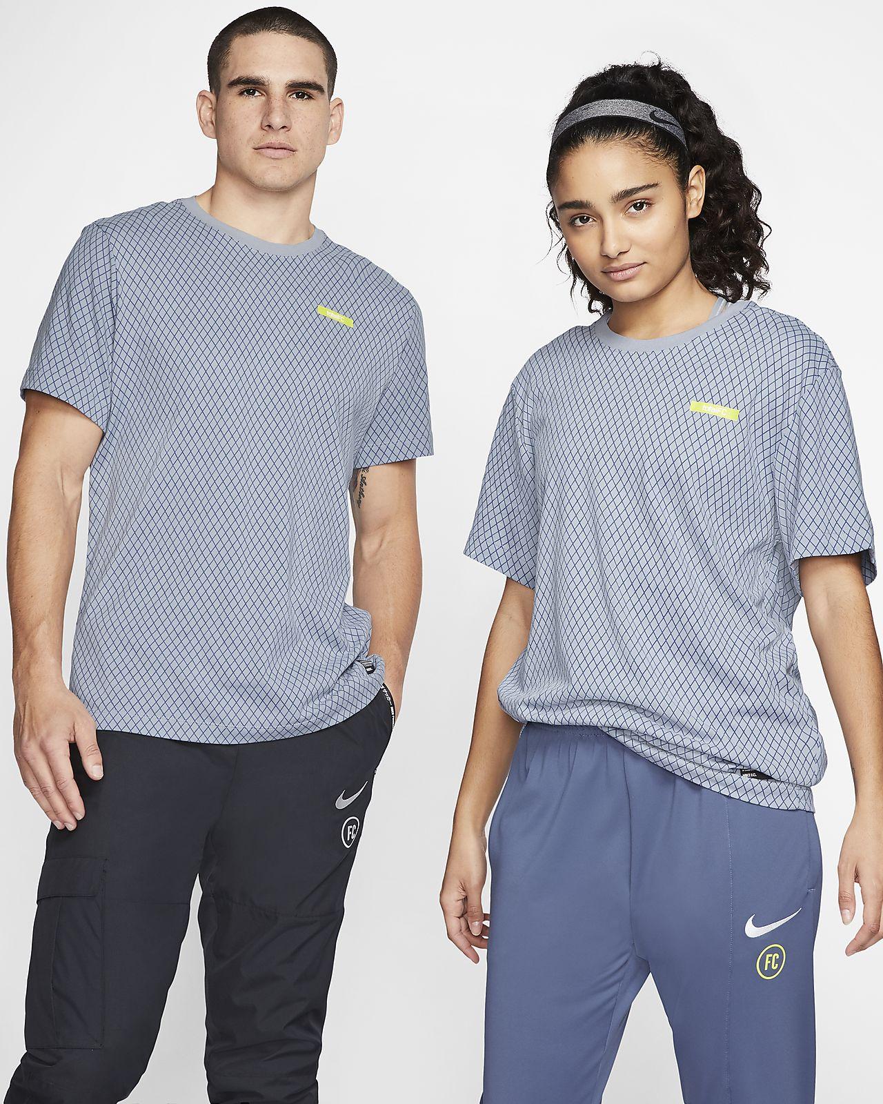 Nike F.C. Erkek Futbol Tişörtü
