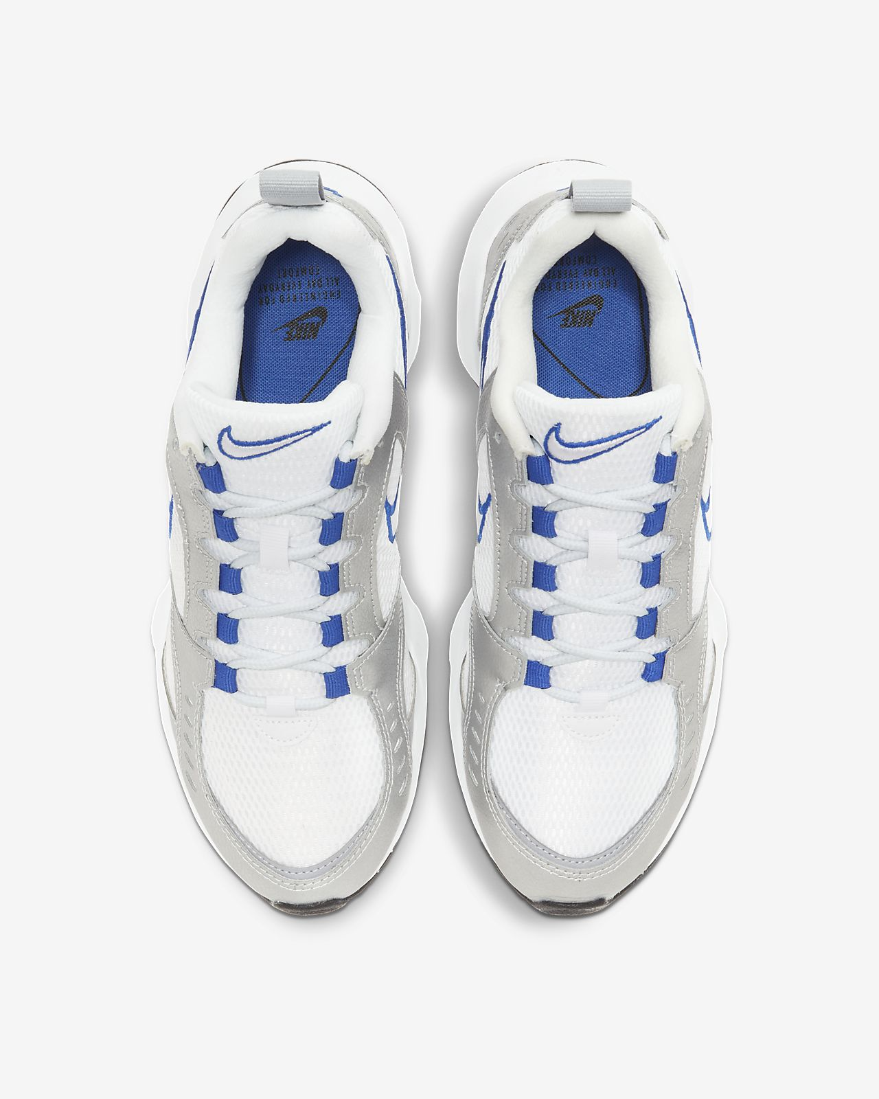 Nike Sportswear Sko Nike Air Heights WhitePhoto BlueMetallic