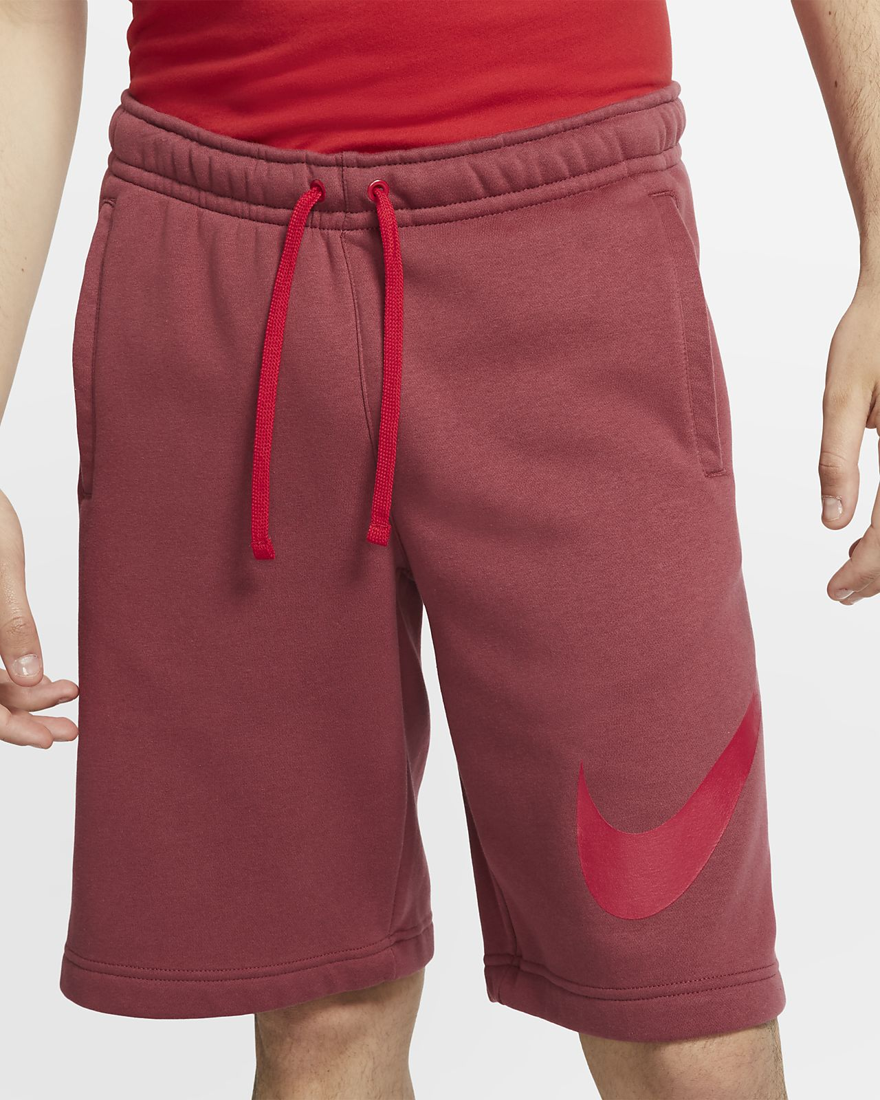 cee64861 Nike Sportswear Club Fleece Men's Shorts