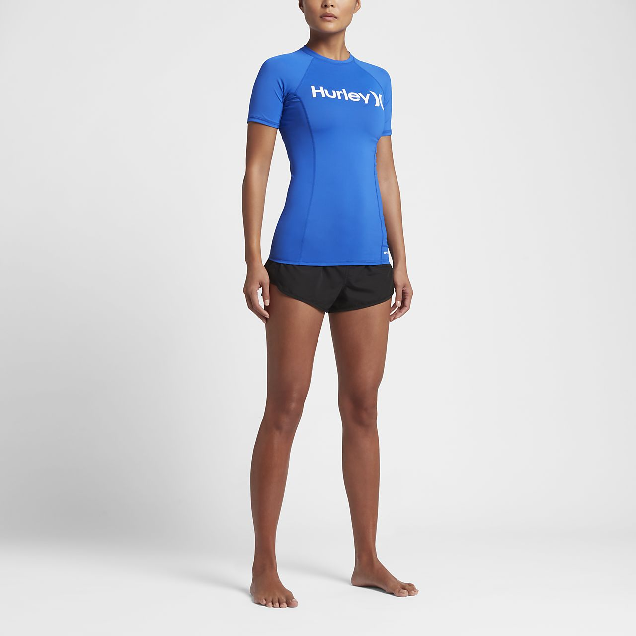 ... Hurley One And Only Women's Surf Shirt