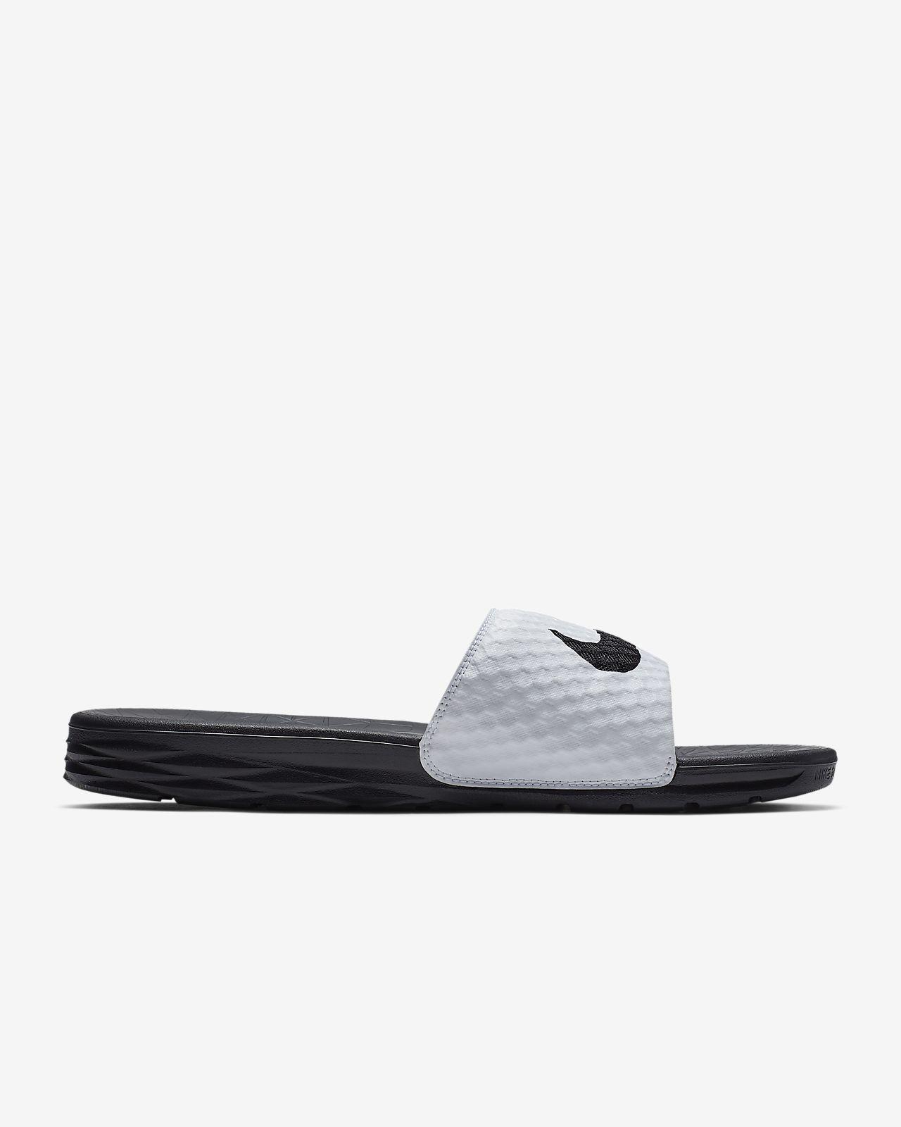 hot sales e8930 4b4d9 ... Claquette Nike Benassi Solarsoft 2 pour Homme