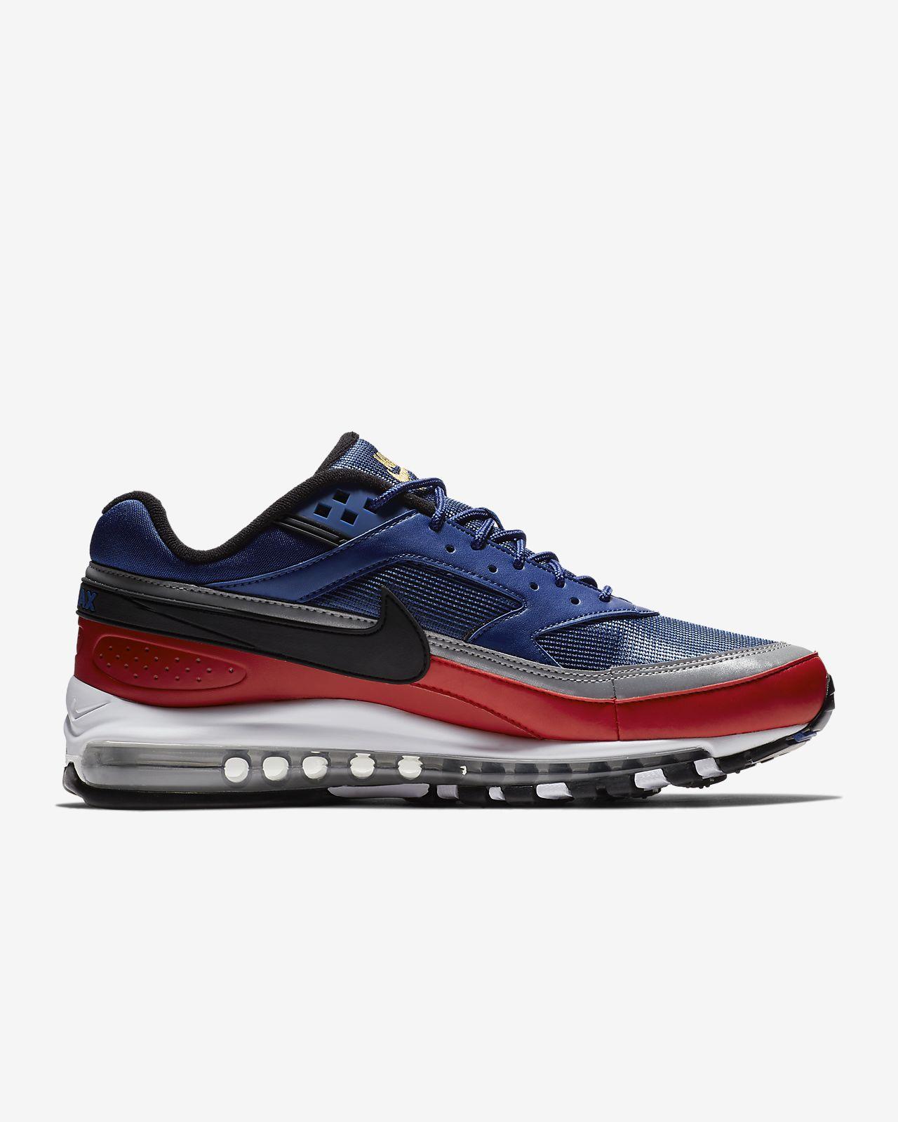 Running Nike Air Max 97 Air Cushion Herren's Schuhe Deep