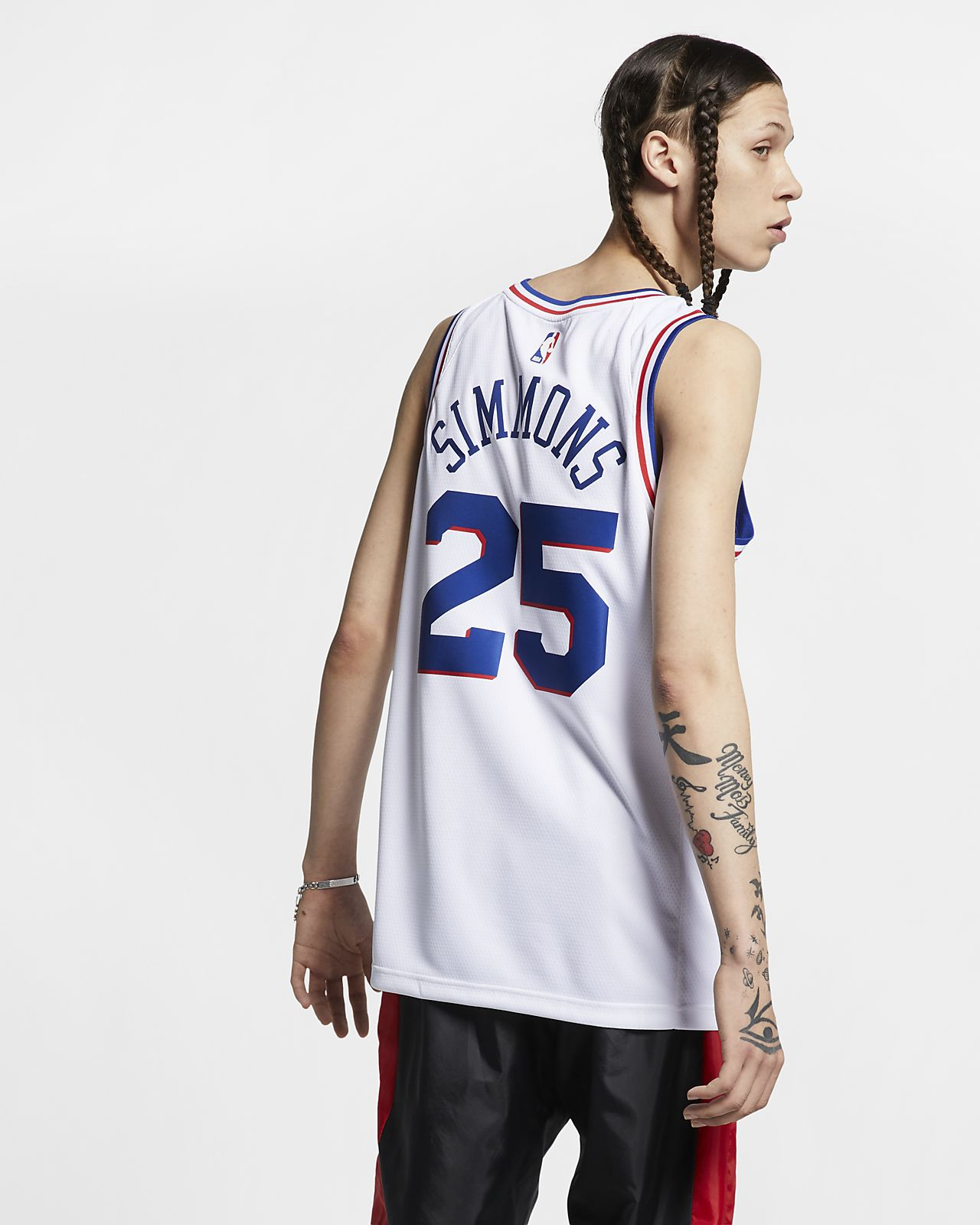 ... Ben Simmons Earned City Edition Swingman (Philadelphia 76ers) Men s  Nike NBA Connected Jersey 84ebc8821