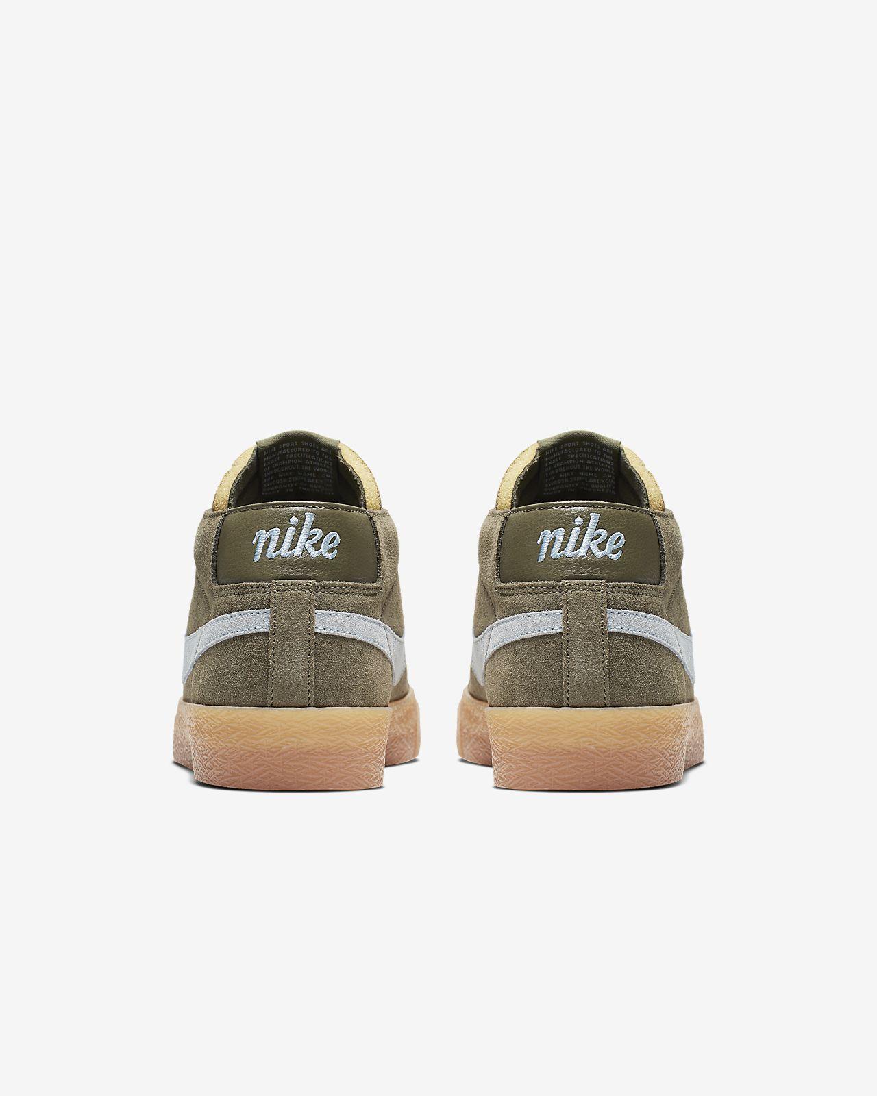 brand new ee95a 54204 ... Skateboardsko Nike SB Zoom Blazer Chukka för män