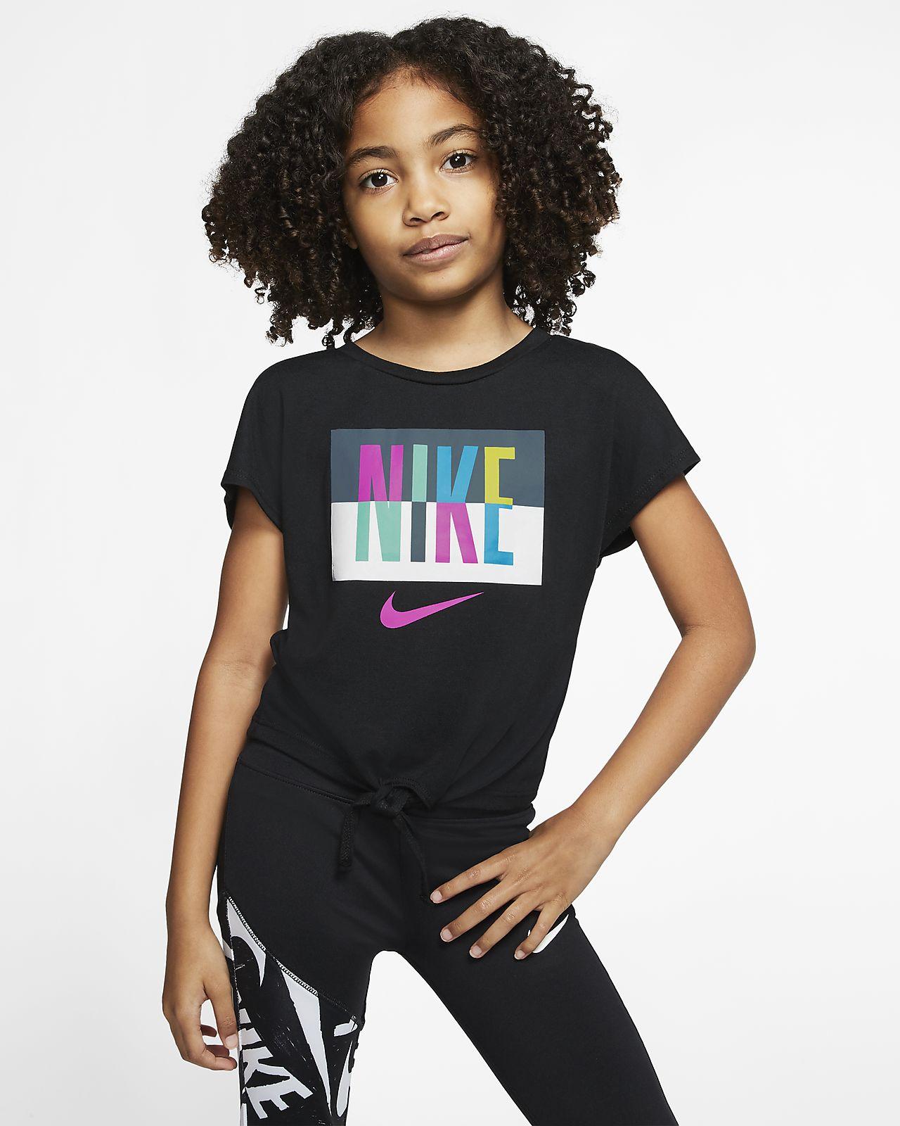 Nike Little Kids' Short-Sleeve Top