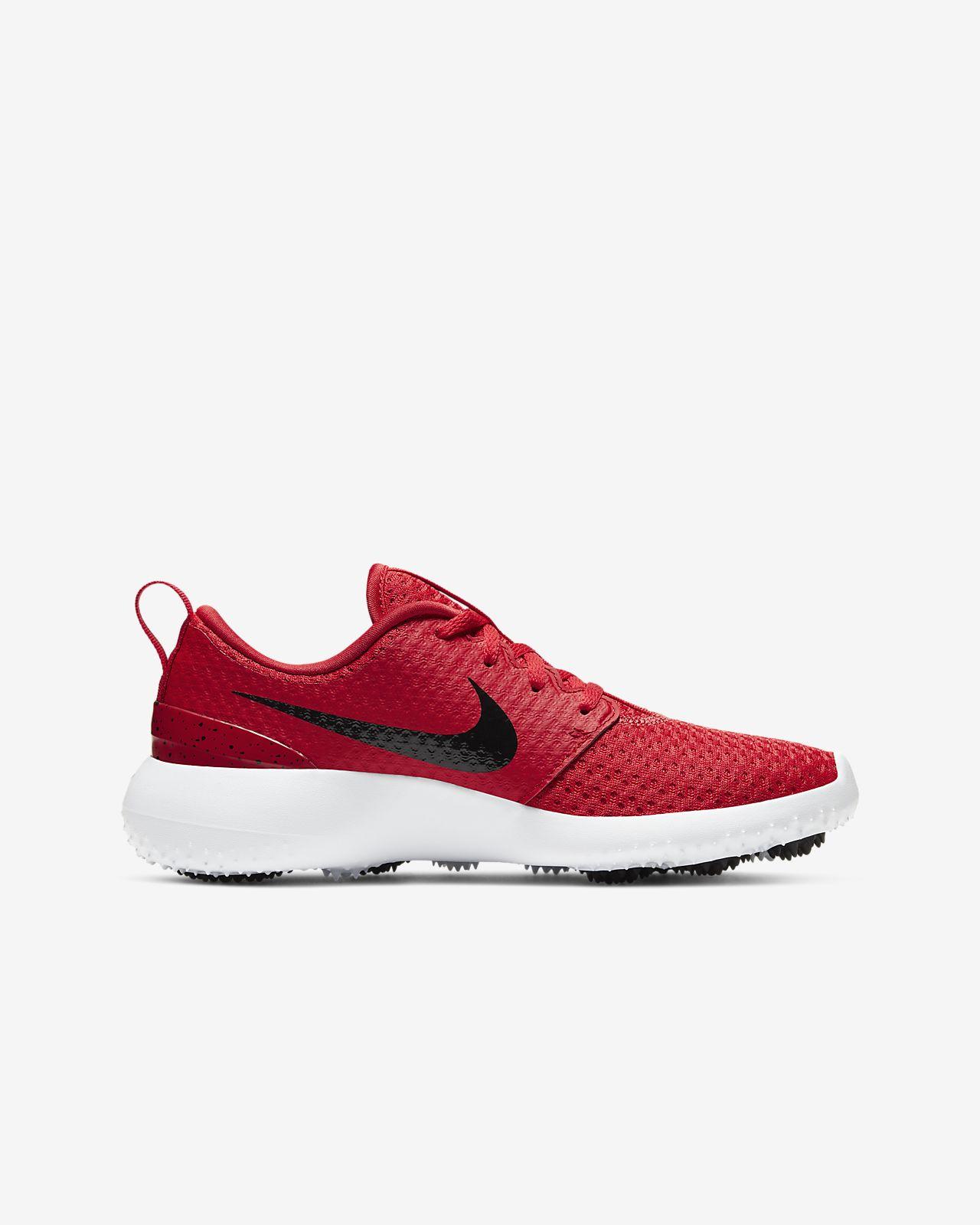 Nike Roshe G Jr. Kids' Golf Shoe. Nike IE