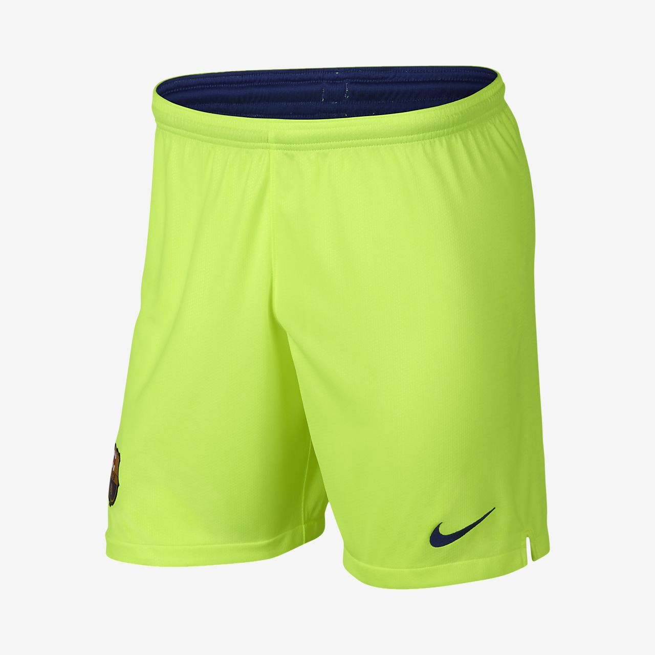 2018/19 FC Barcelona Stadium Away Men's Football Shorts