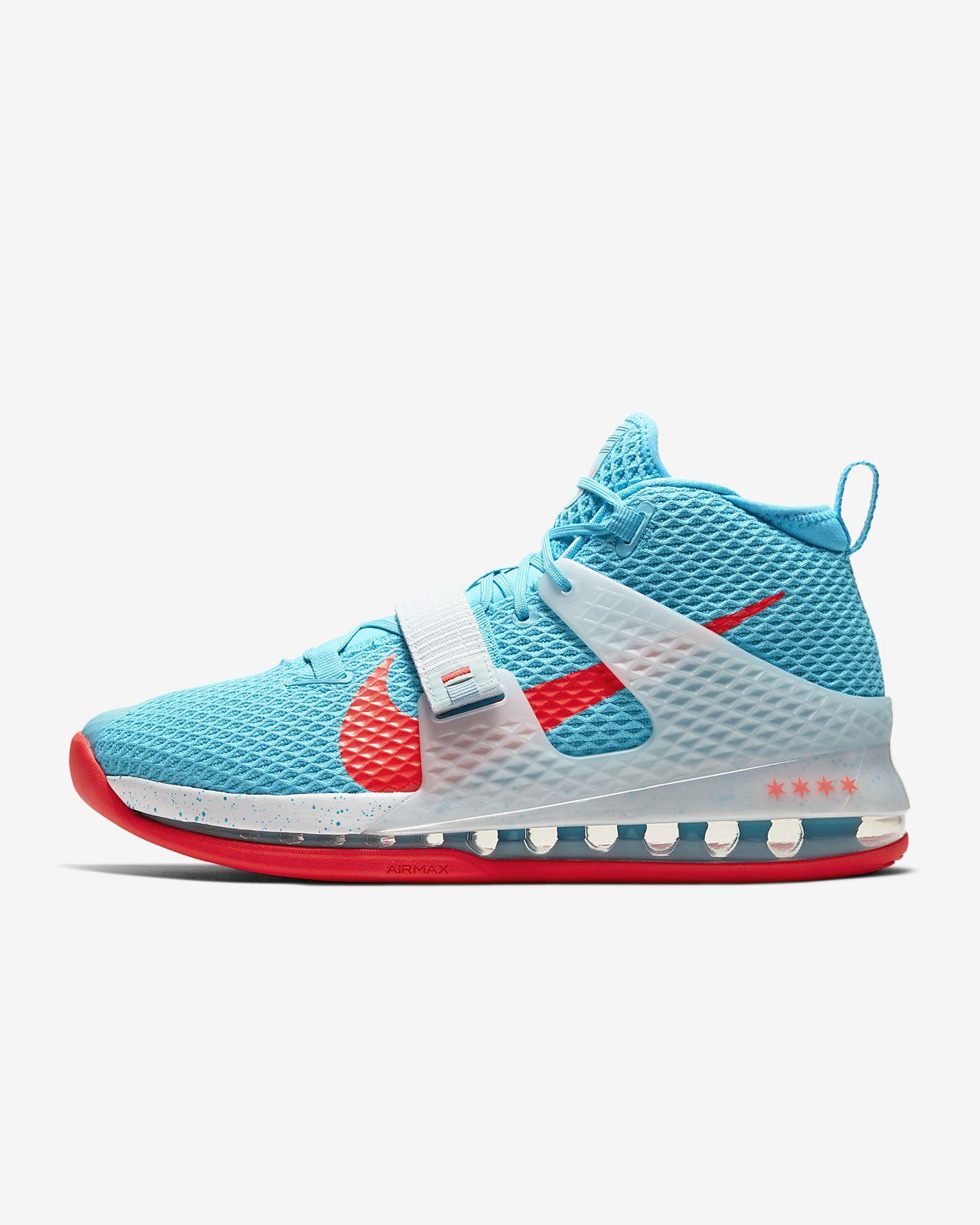 Nike Air Force Max II Basketball Shoe