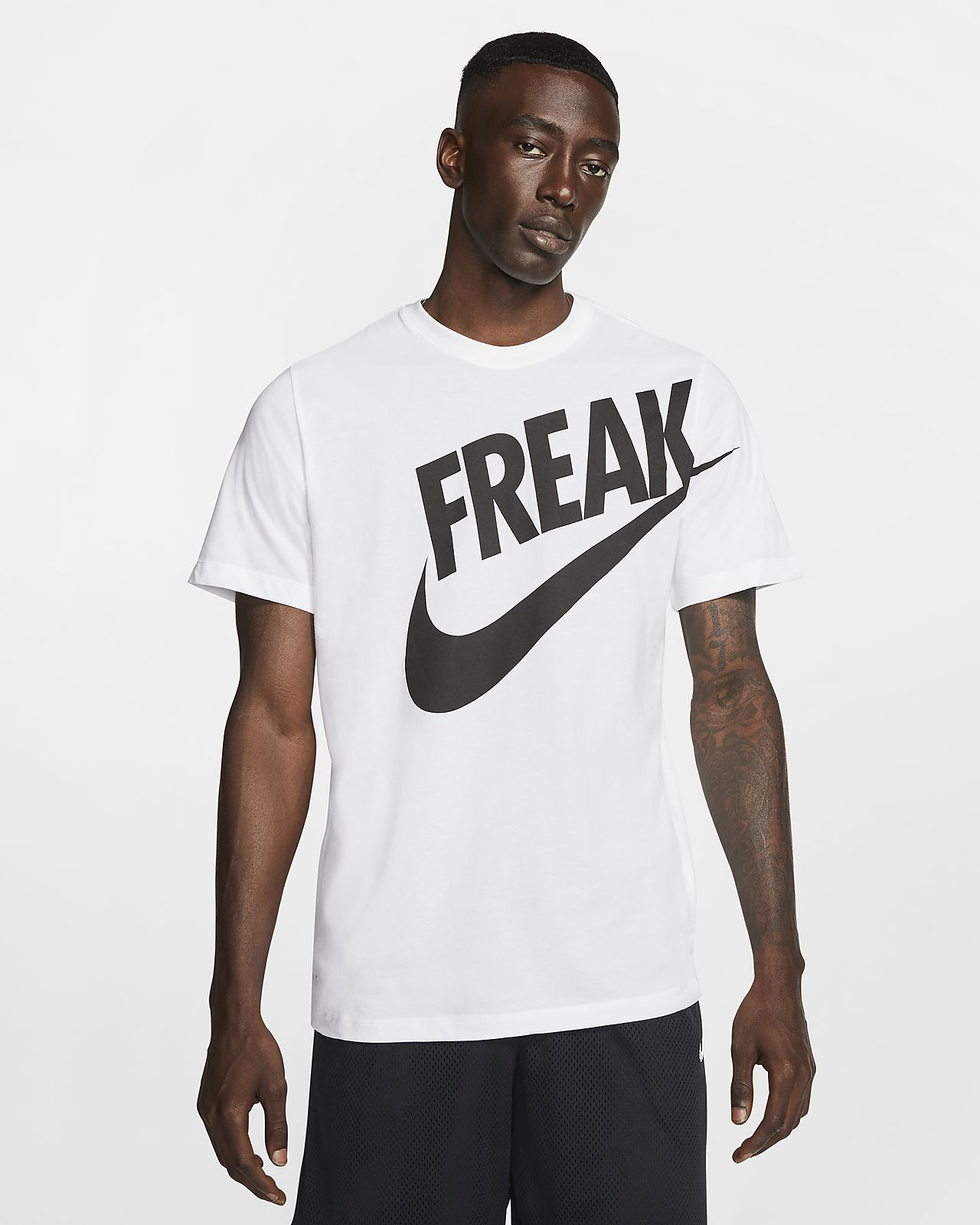 """Ανδρικό T-Shirt μπάσκετ Giannis Nike Dri-FIT """"Freak"""""""