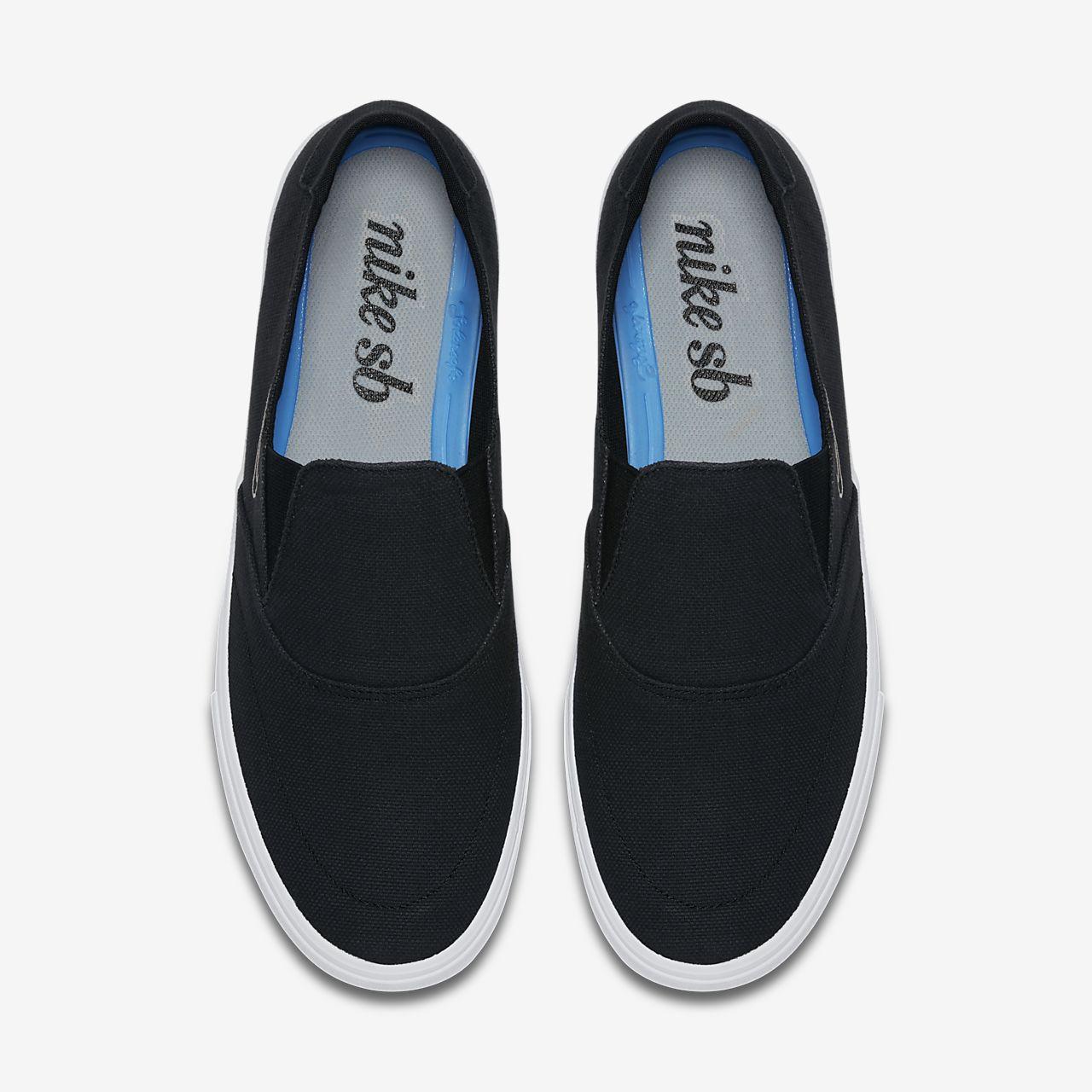 Nike Sb Portmore Slip On Shoes