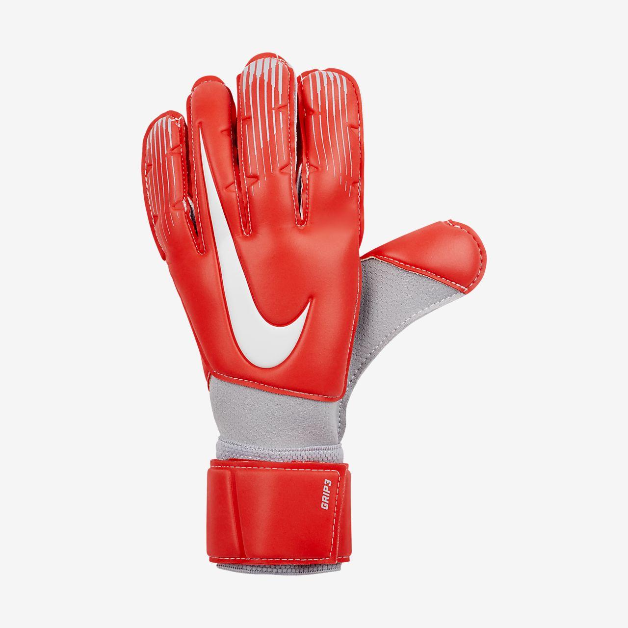 Nike Grip3 Goalkeeper Fußballhandschuhe