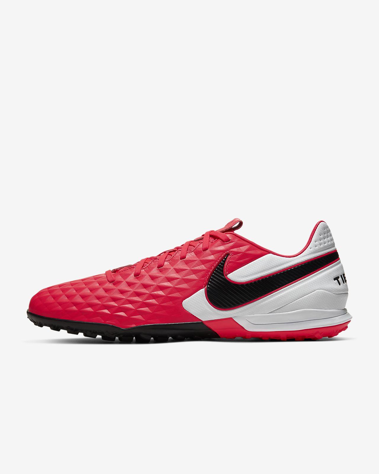 Calzado de fútbol para césped deportivo artificial Nike Tiempo Legend 8 Pro TF