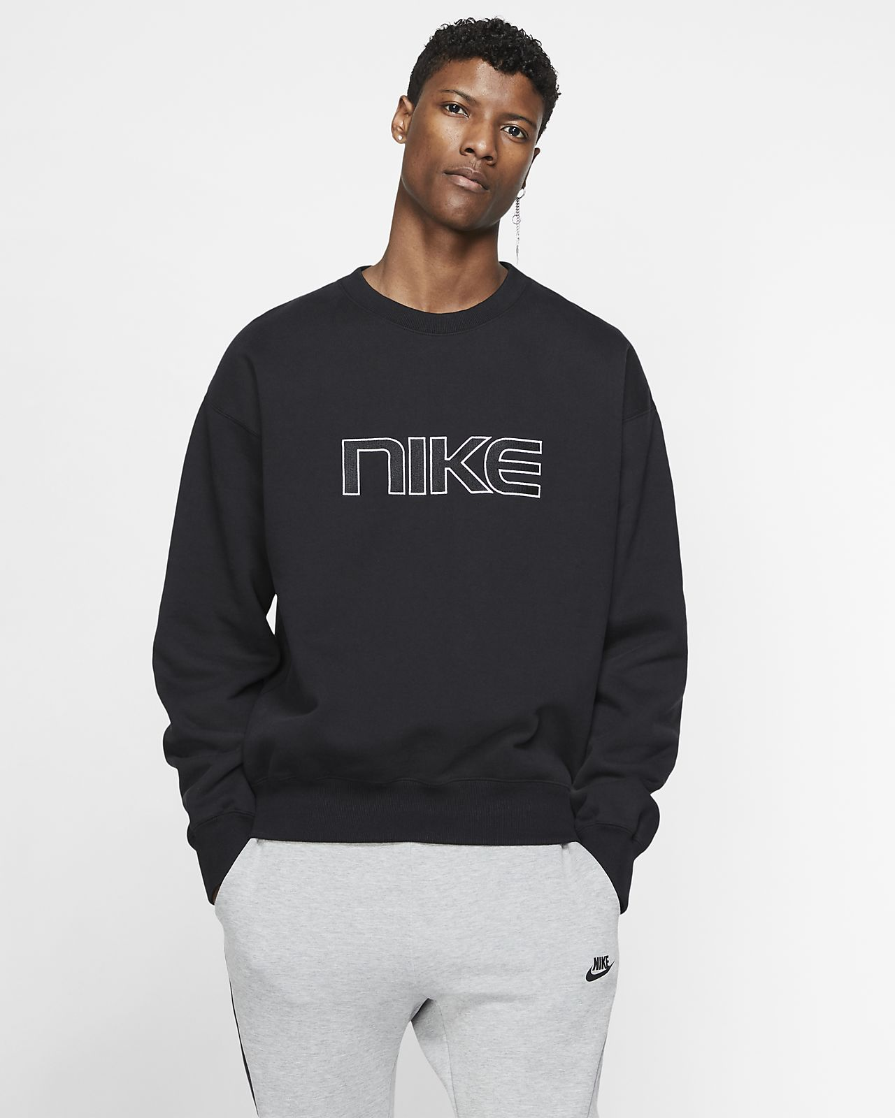NikeLab Collection Herren-Rundhalsshirt