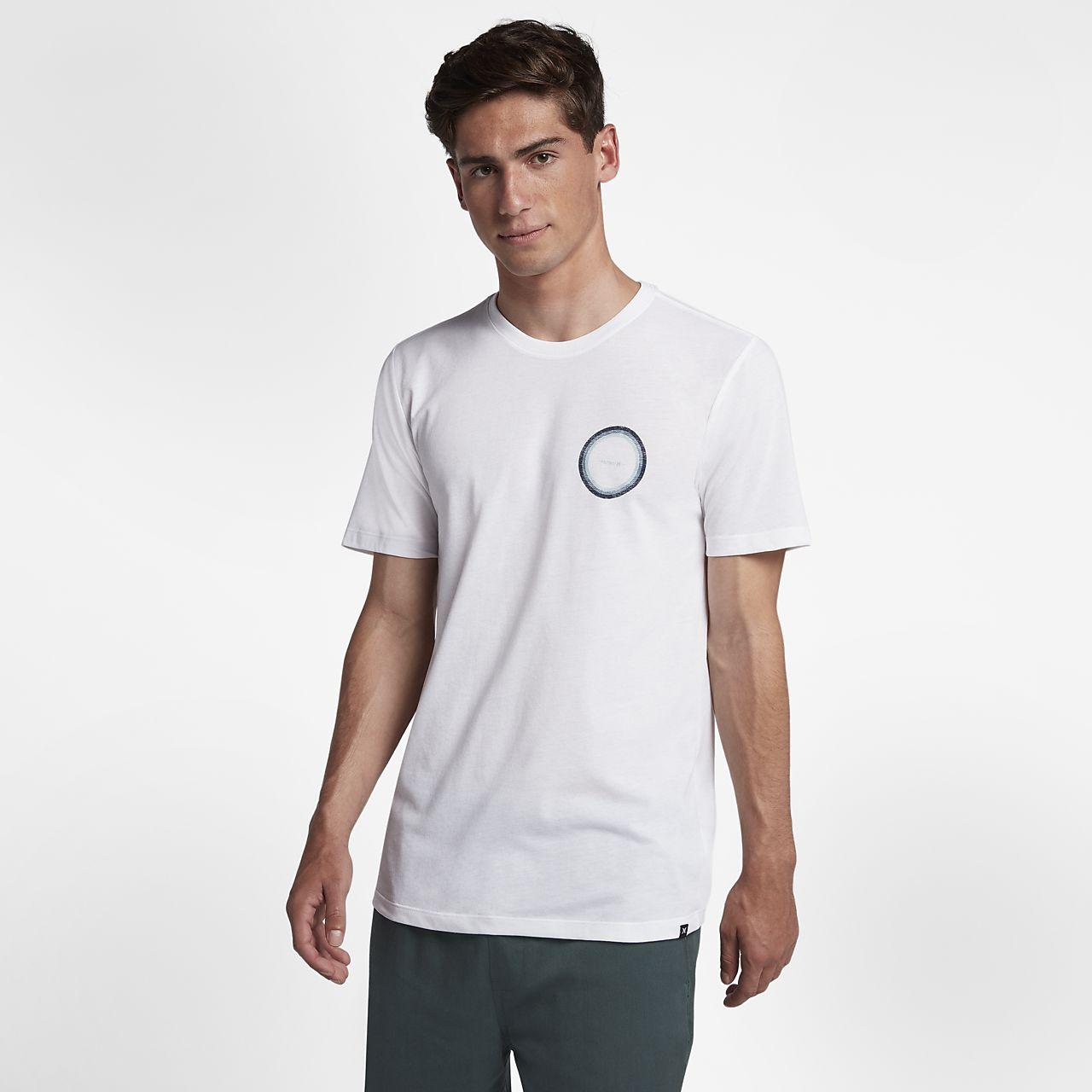 Hurley Dri-FIT Men's Cropped T-Shirt