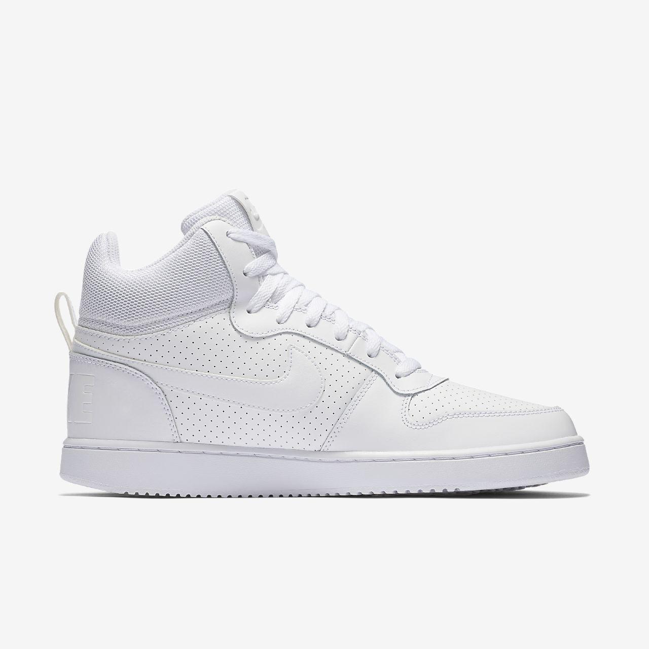 Casual Borough Court Para Hombre Zapatos Nike Negros Mid Q5nqrb y7Y6gvbf