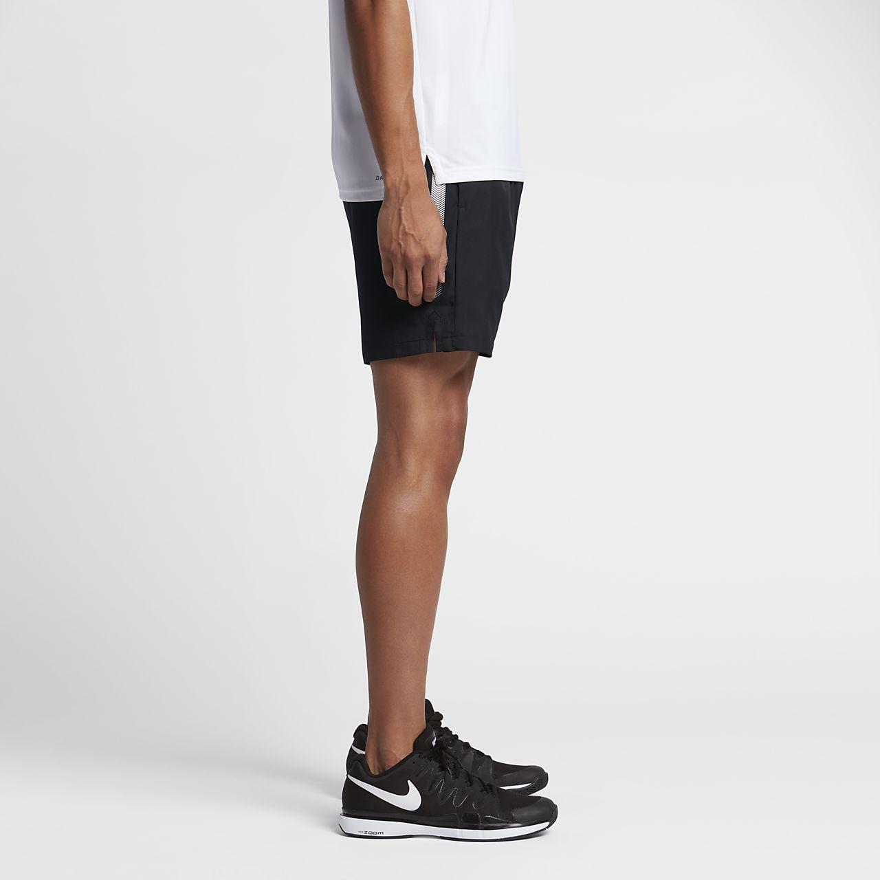 ... Short de tennis NikeCourt Dri-FIT 18 cm pour Homme