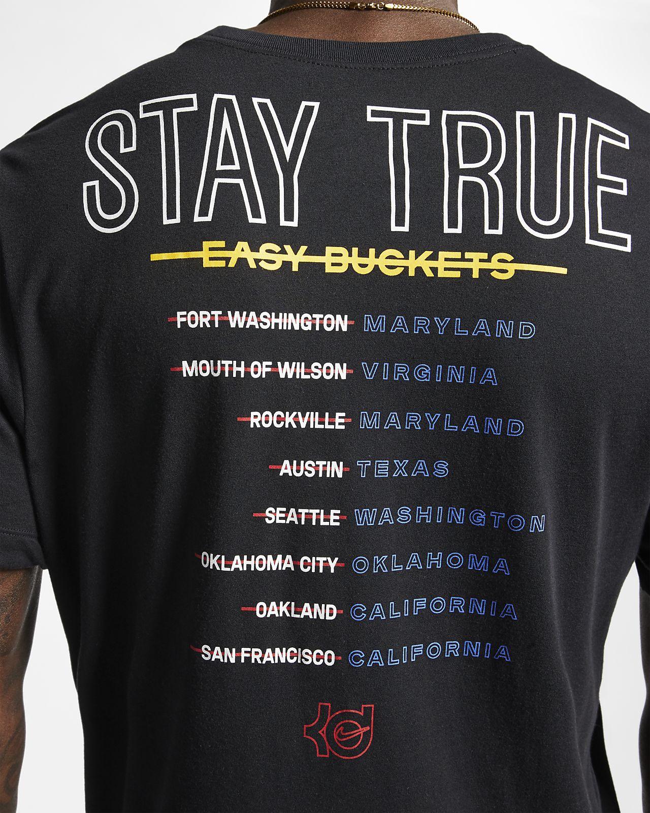 f2144b383153 KD Nike Dri-FIT Men s Basketball T-Shirt. Nike.com AU