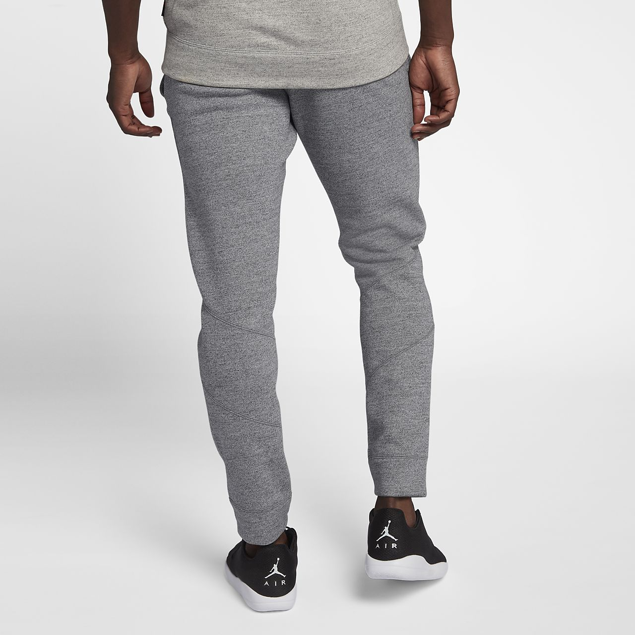 9fabd80f099d Jordan Sportswear Wings Men s Fleece Pants. Nike.com